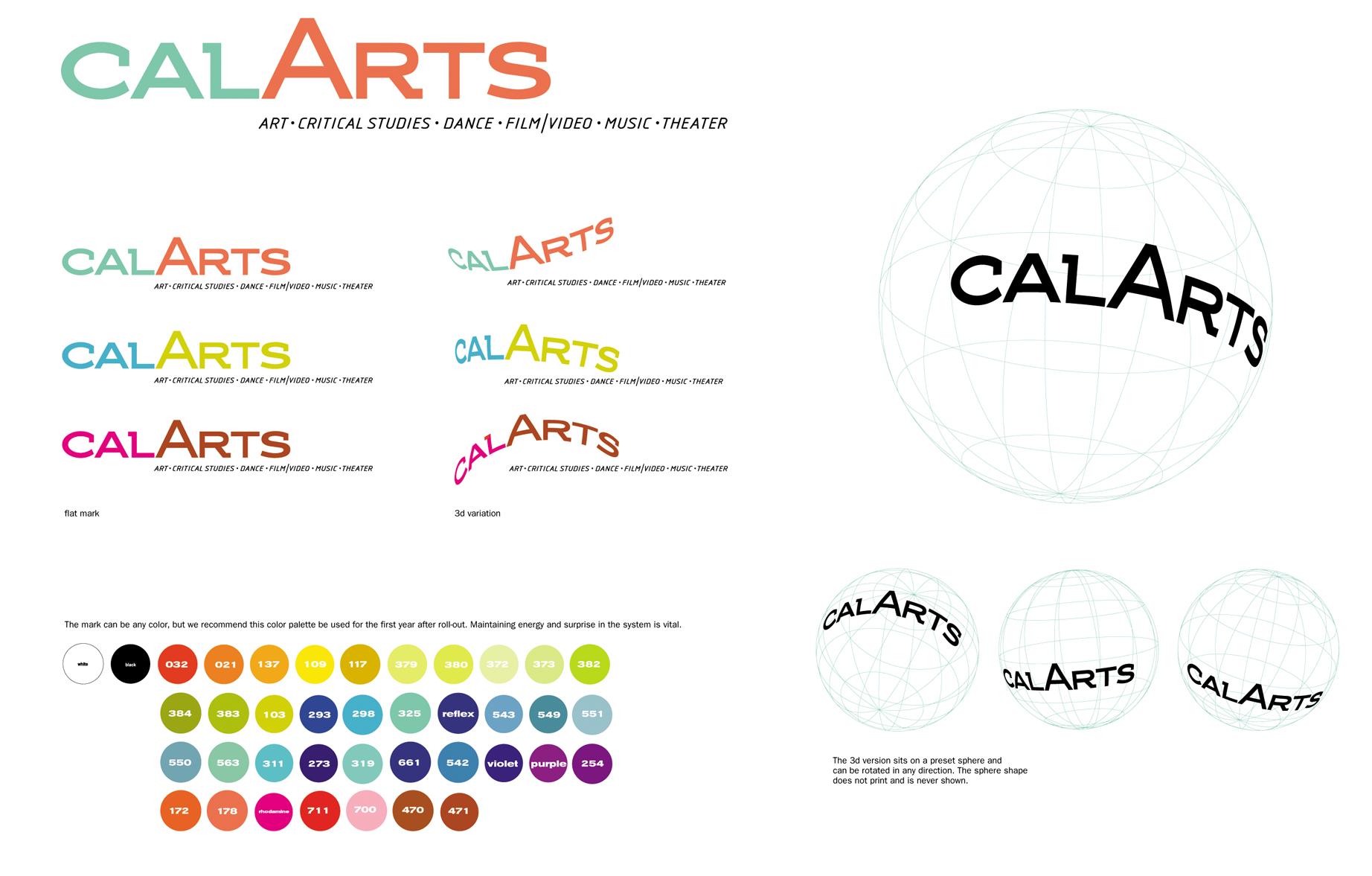 CalArts Identity