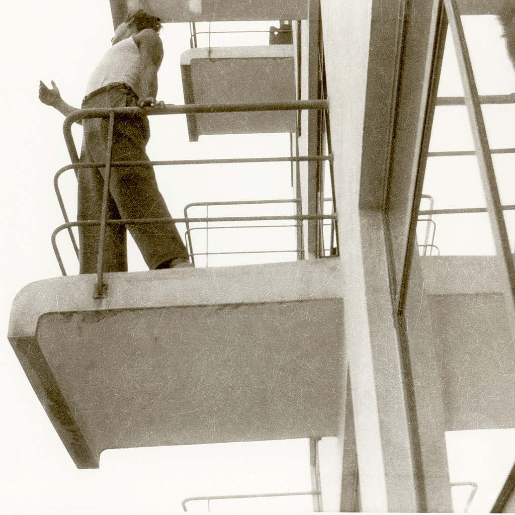 Marianne Brandt, student at the Bauhaus, 1931