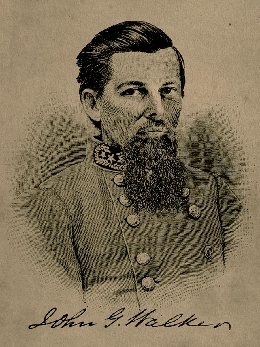 Sean: Gen. John George Walker