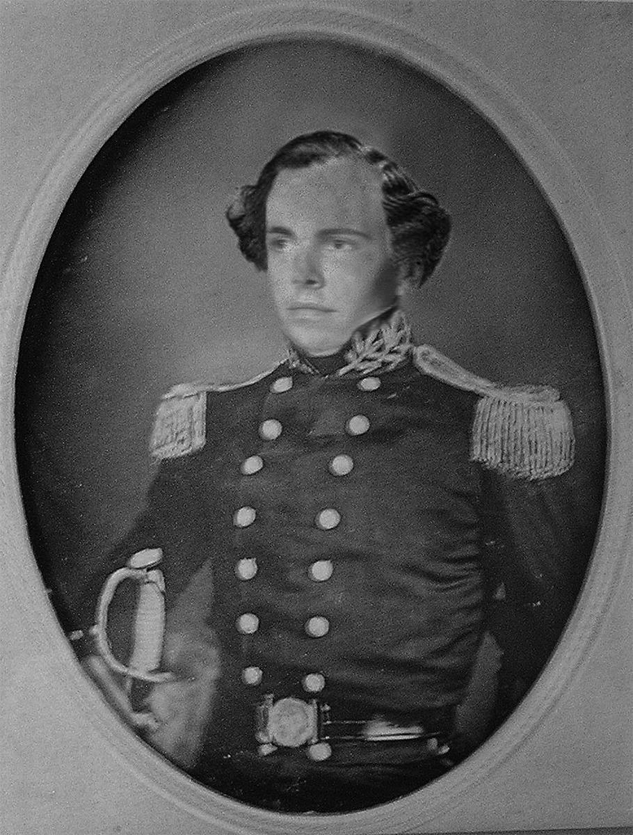 Sean: Gen. Ambrose Powell Hill