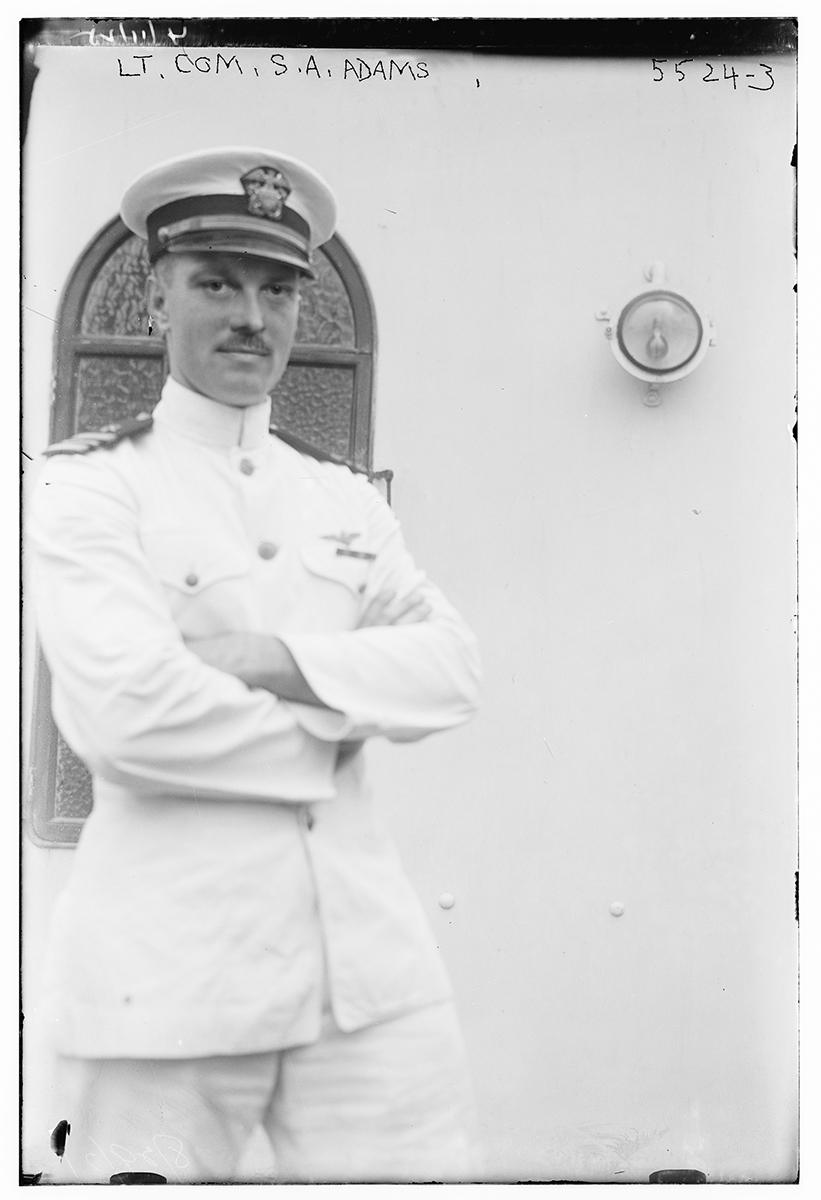 Sean: Rear Admiral Richard Evelyn Byrd, Jr.