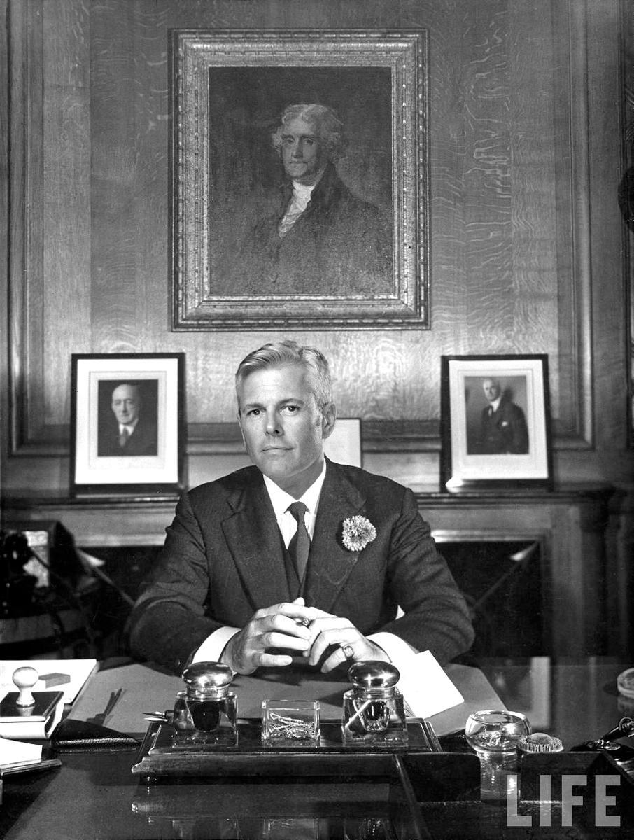 Sean: Ambassador William Christian Bullitt