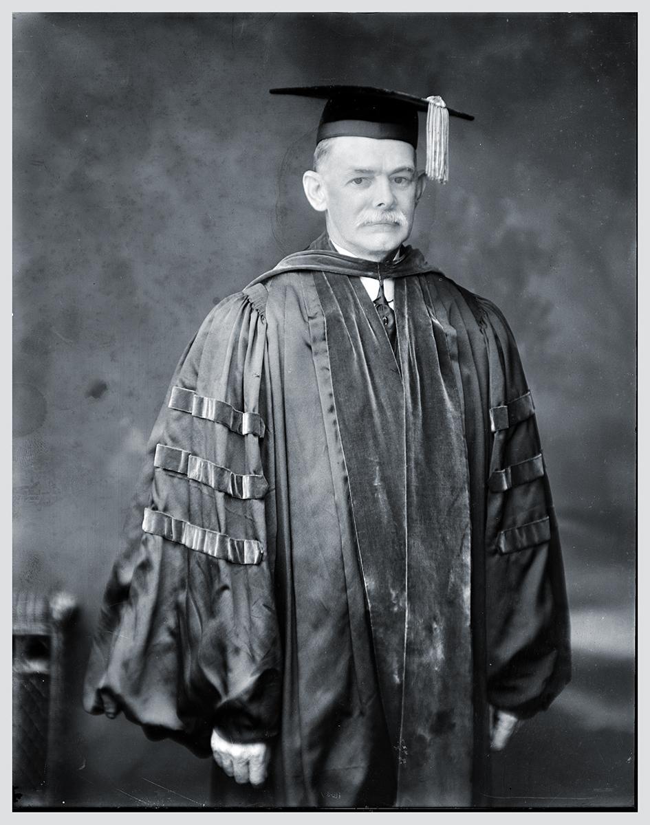 Sean: Professor William M. Thornton