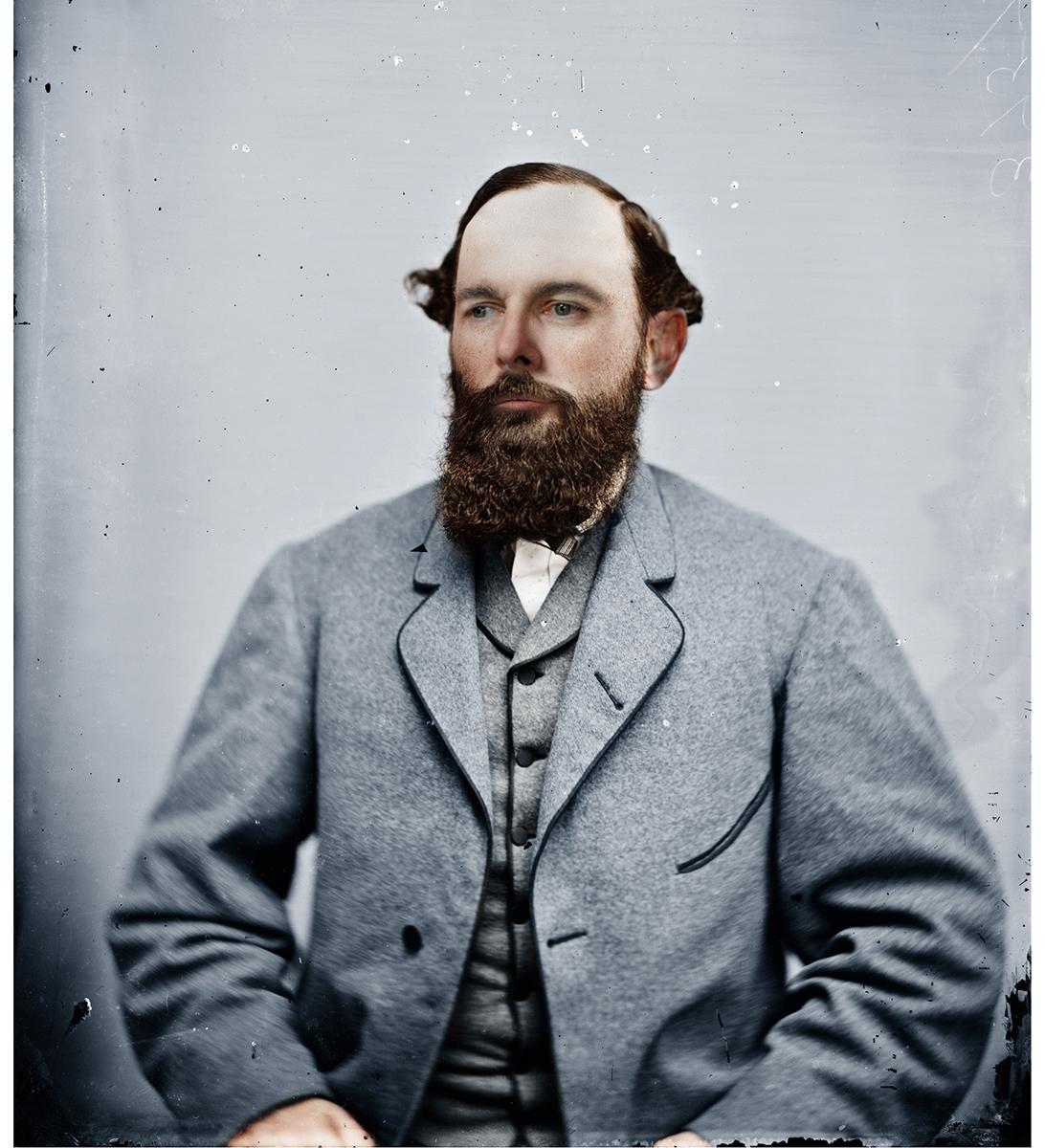 Sean: William Henry Fitzhugh Lee