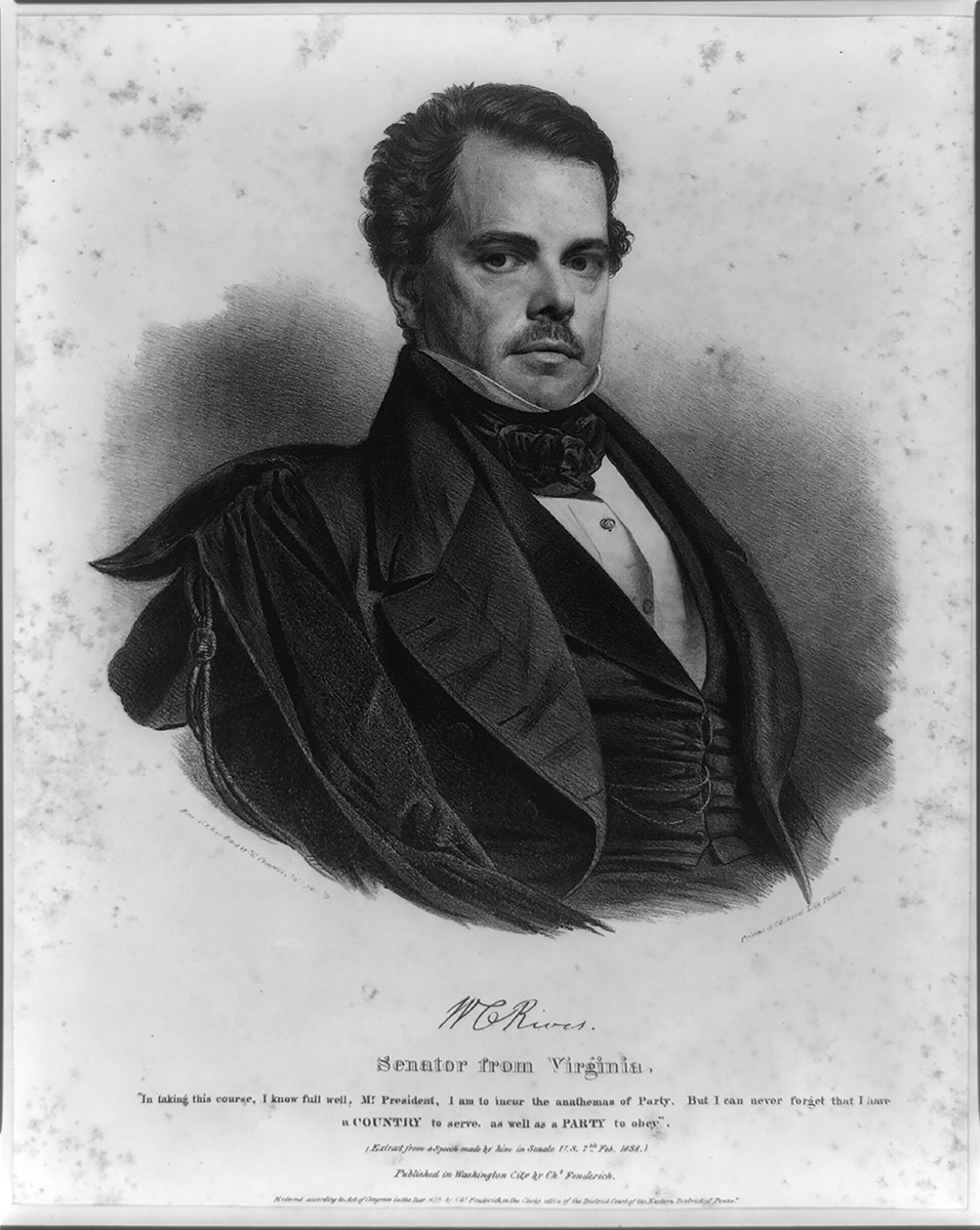 Sean: Ambassador William Cabell Rives