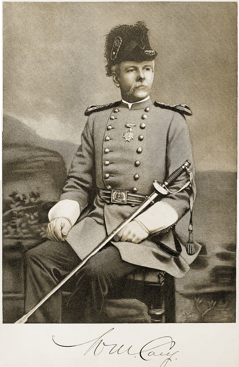 Col. Miles Wilson Cary