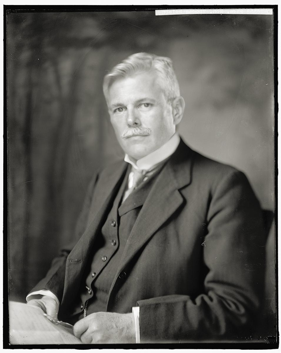 Sean: Ambassador Thomas Nelson Page