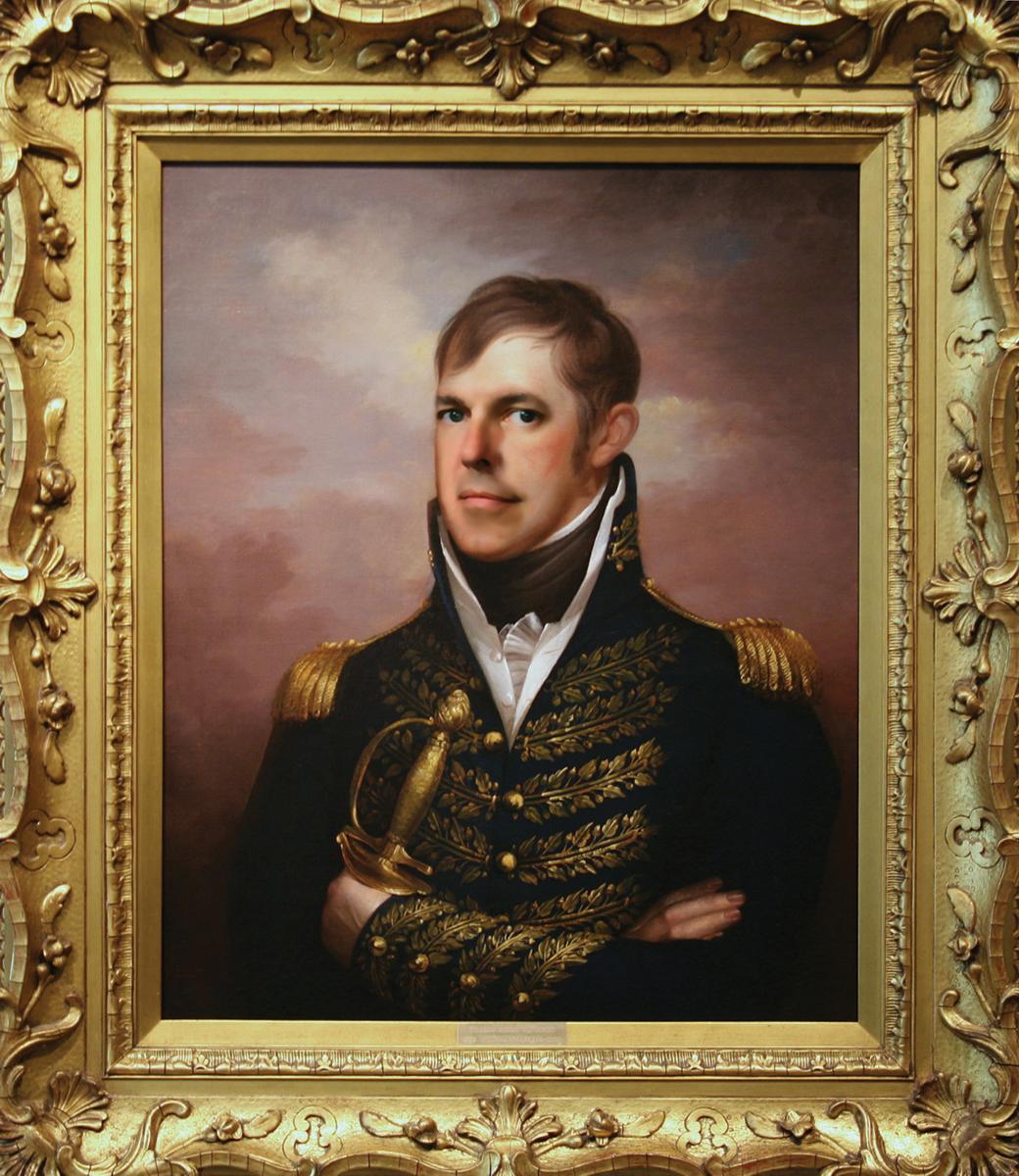 Sean: President William Henry Harrison