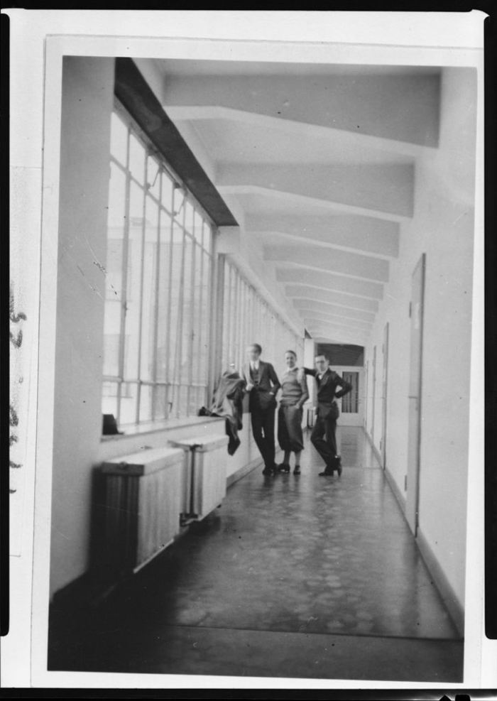 unidentified-artist-corridor-of-the-bauhaus-dessau-c-1929-photograph-german-20th-century-gelatin-silver-print-image-8-x-5-5-cm-3-18-x-2-316-in.jpg