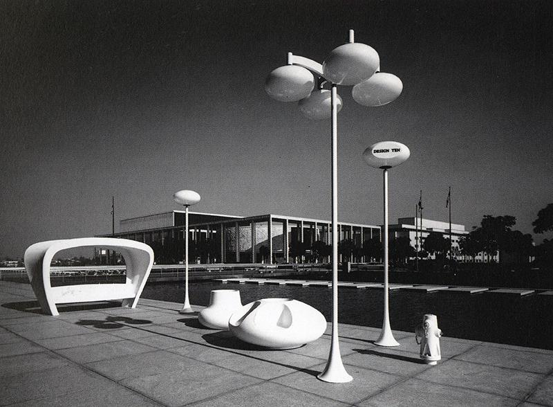 Douglas Deeds, Architectural Fiberglass, 1968