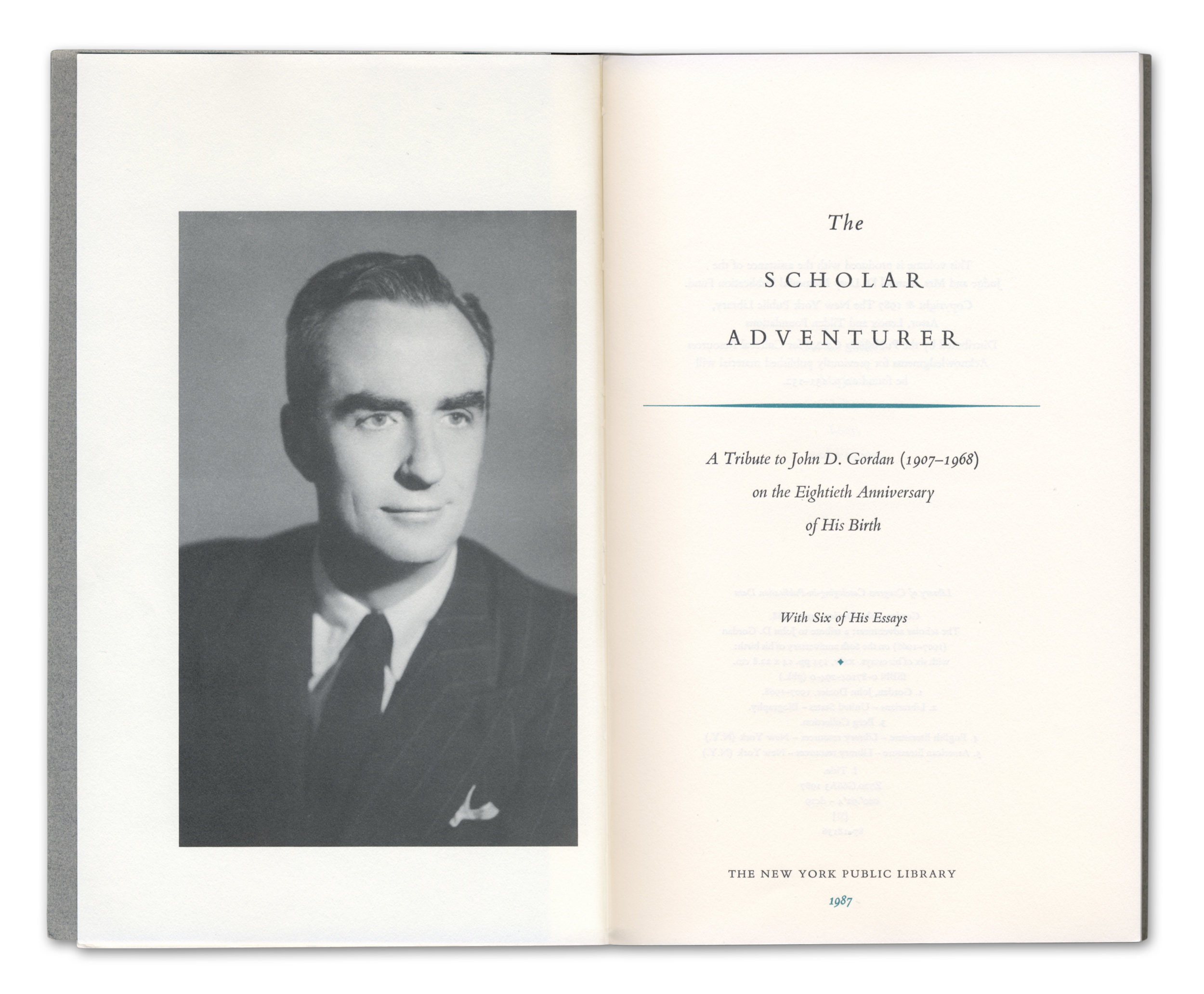 The Scholar Adventurer