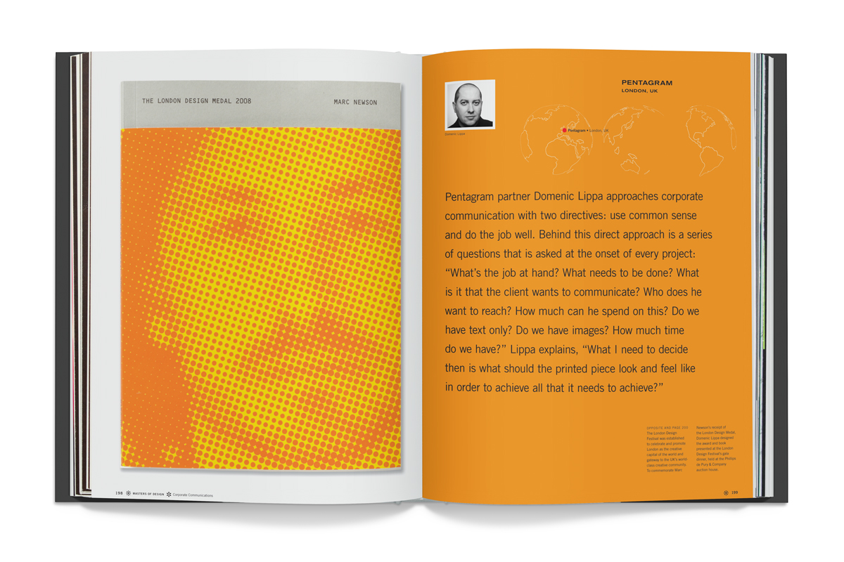 Masters of Design: Corporate Identity