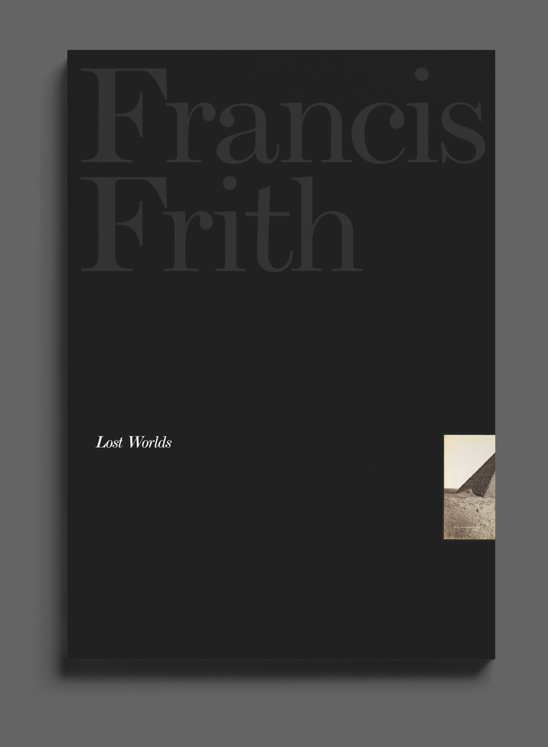 Francis Frith: Lost Worlds, Book