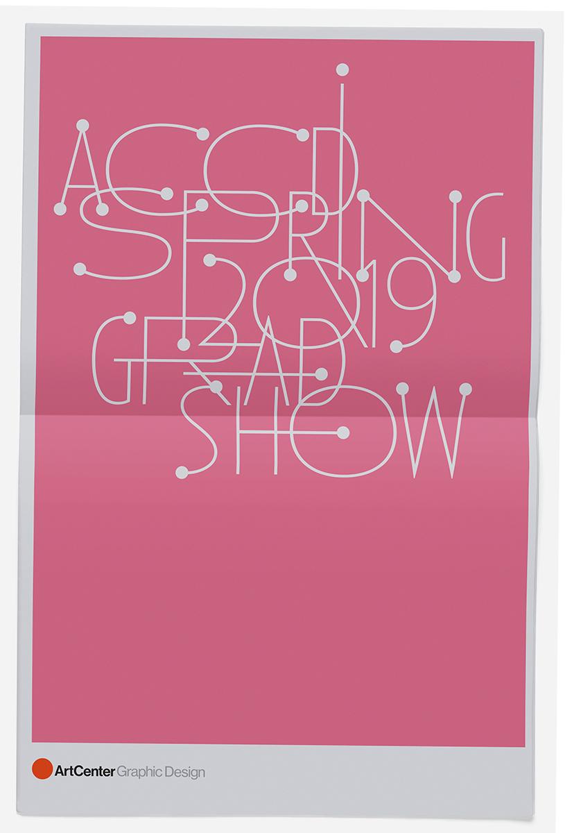 ArtCenter Grad Show SP19 a