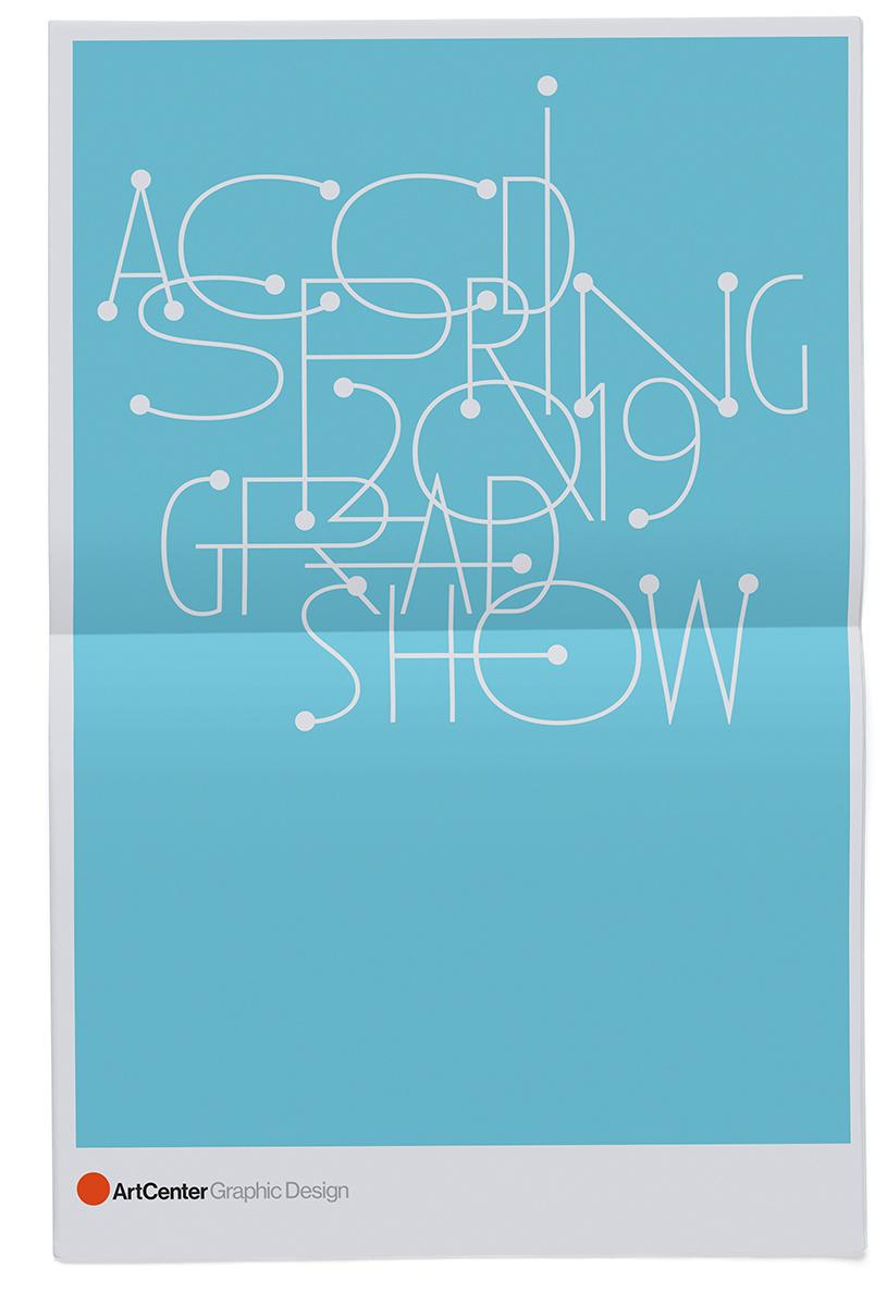 ArtCenter Grad Show SP19 b