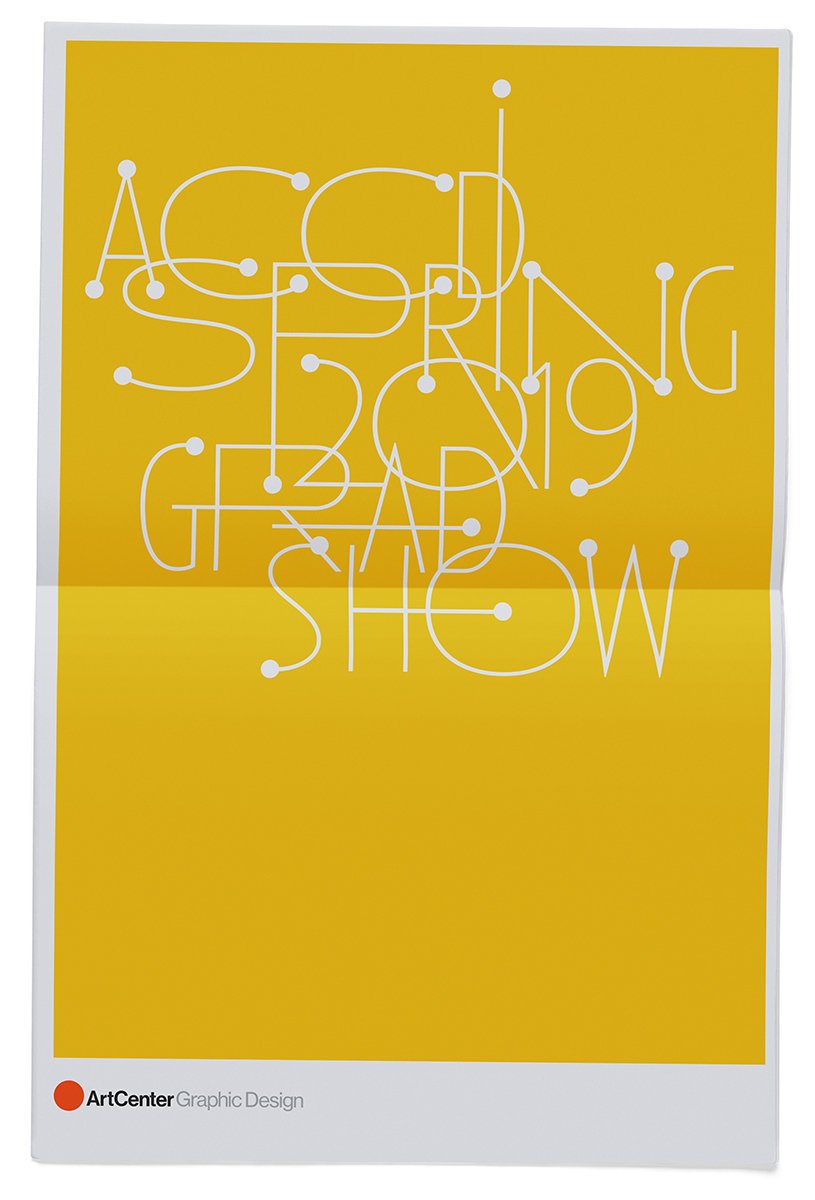 ArtCenter Grad Show SP19 c