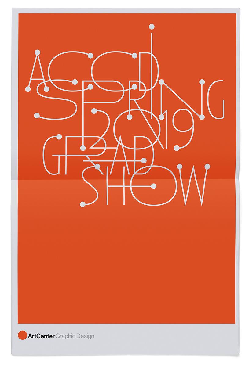 ArtCenter Grad Show SP19 d