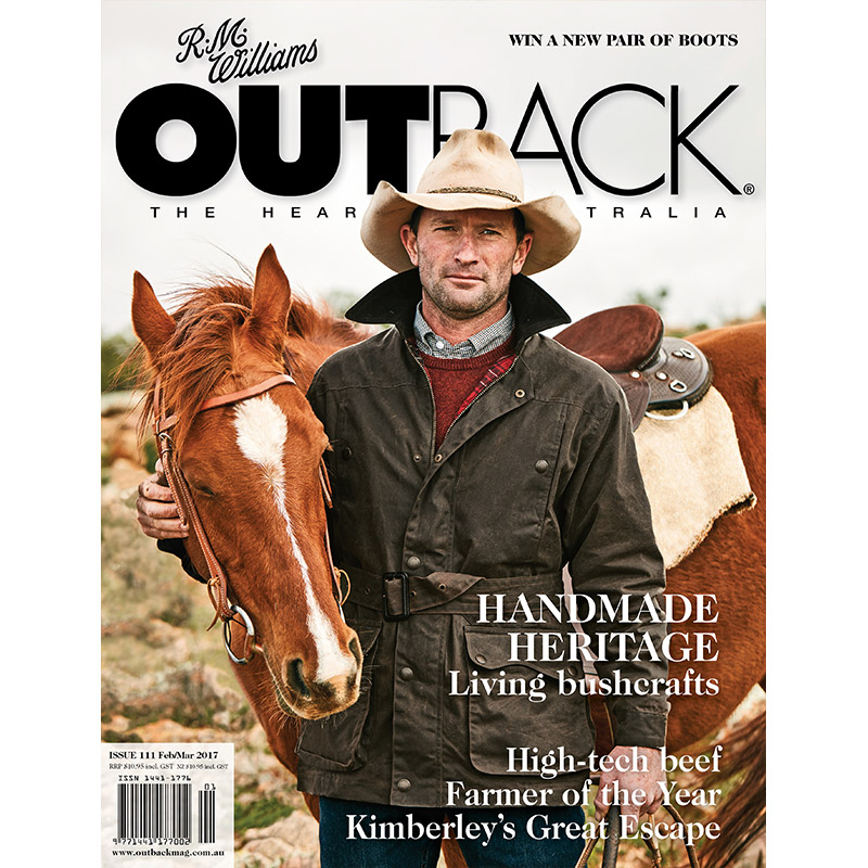 Outback Magazine cover - Pipe dream.jpg