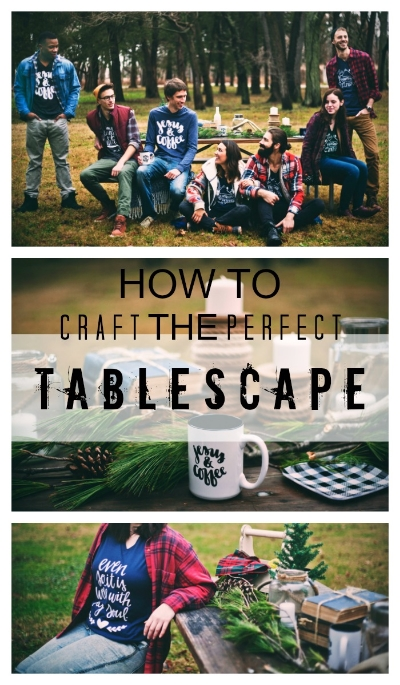 how to craft the perfect woodland tablescape