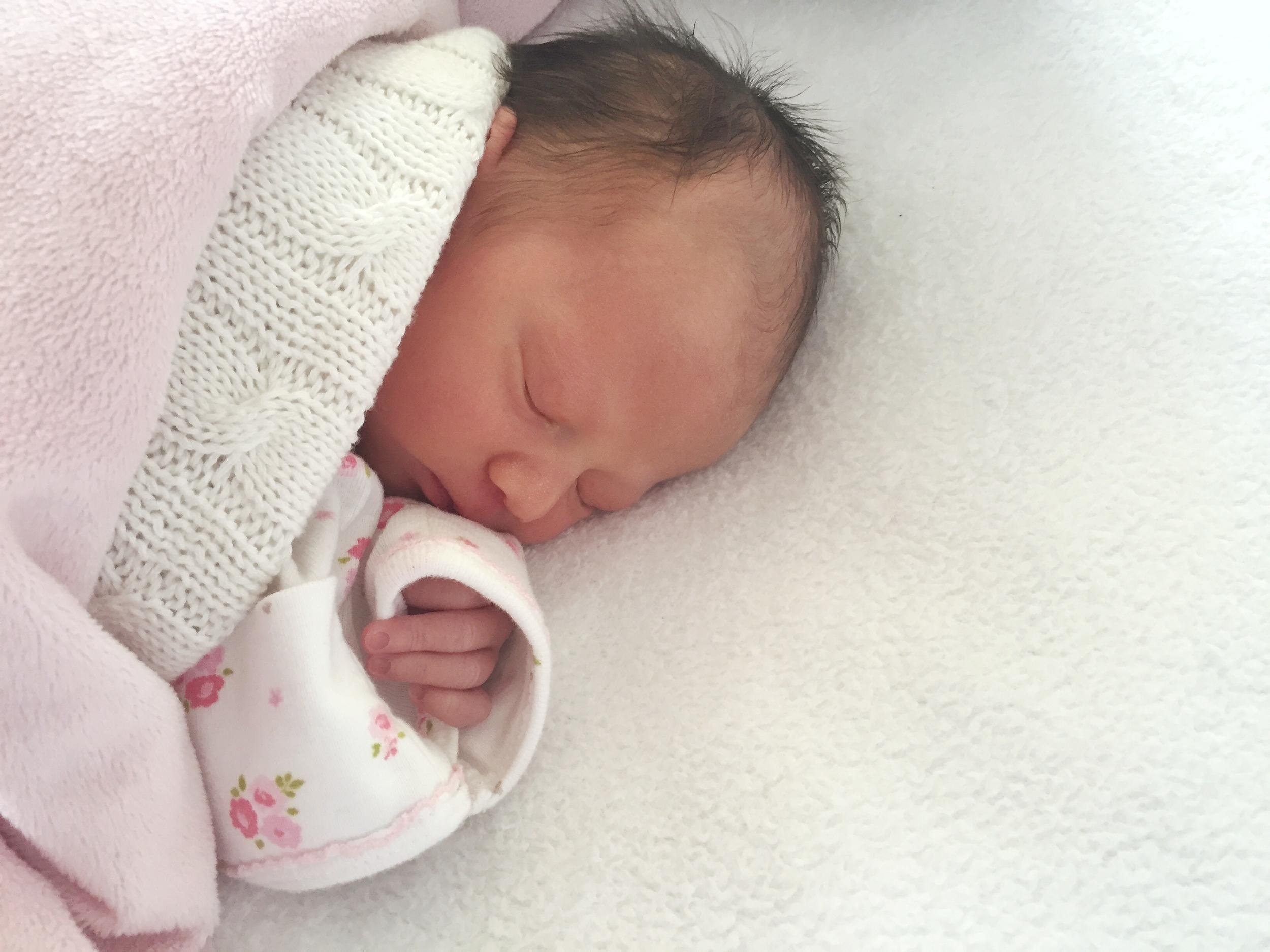The Birth Story of Eliza Joy