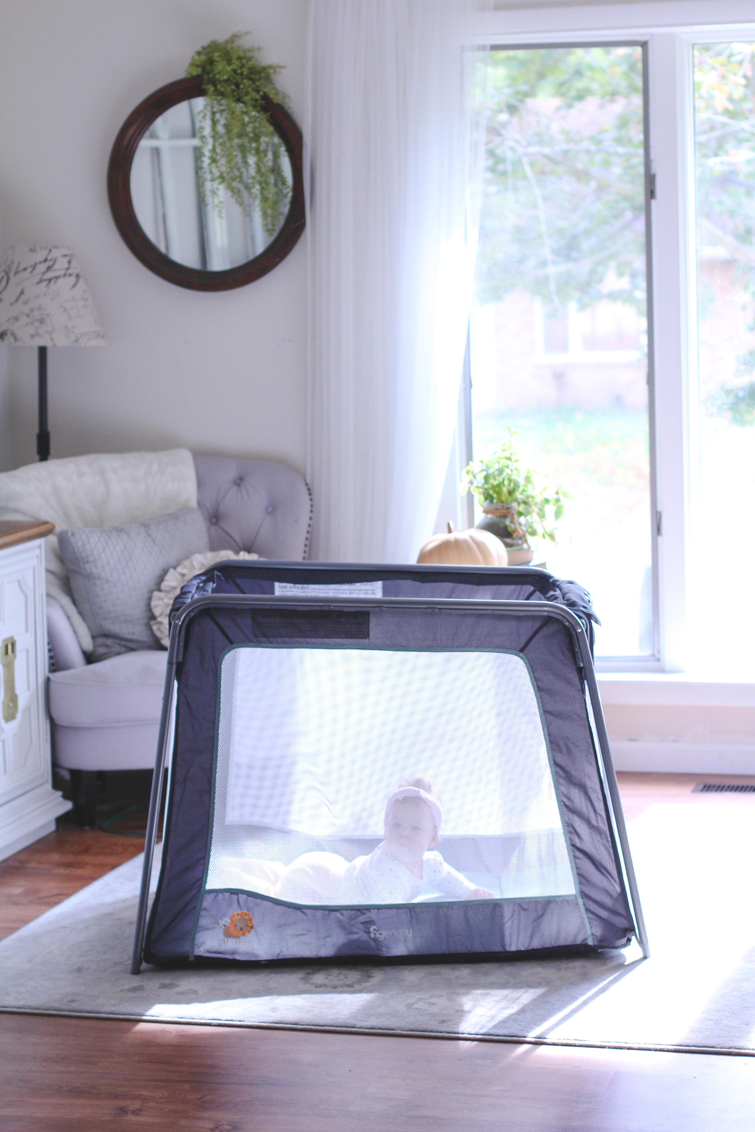My Must Have Travel Crib by Ingenuity