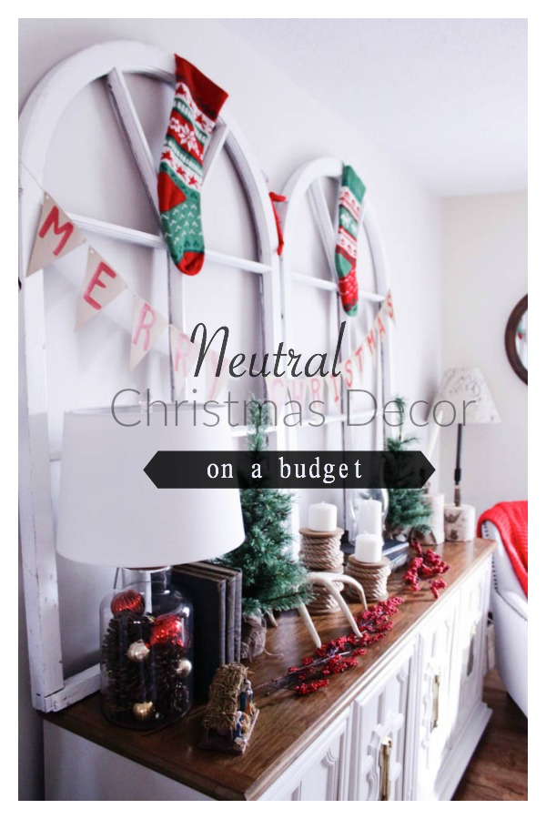 Decorating With Neutrals This Christmas
