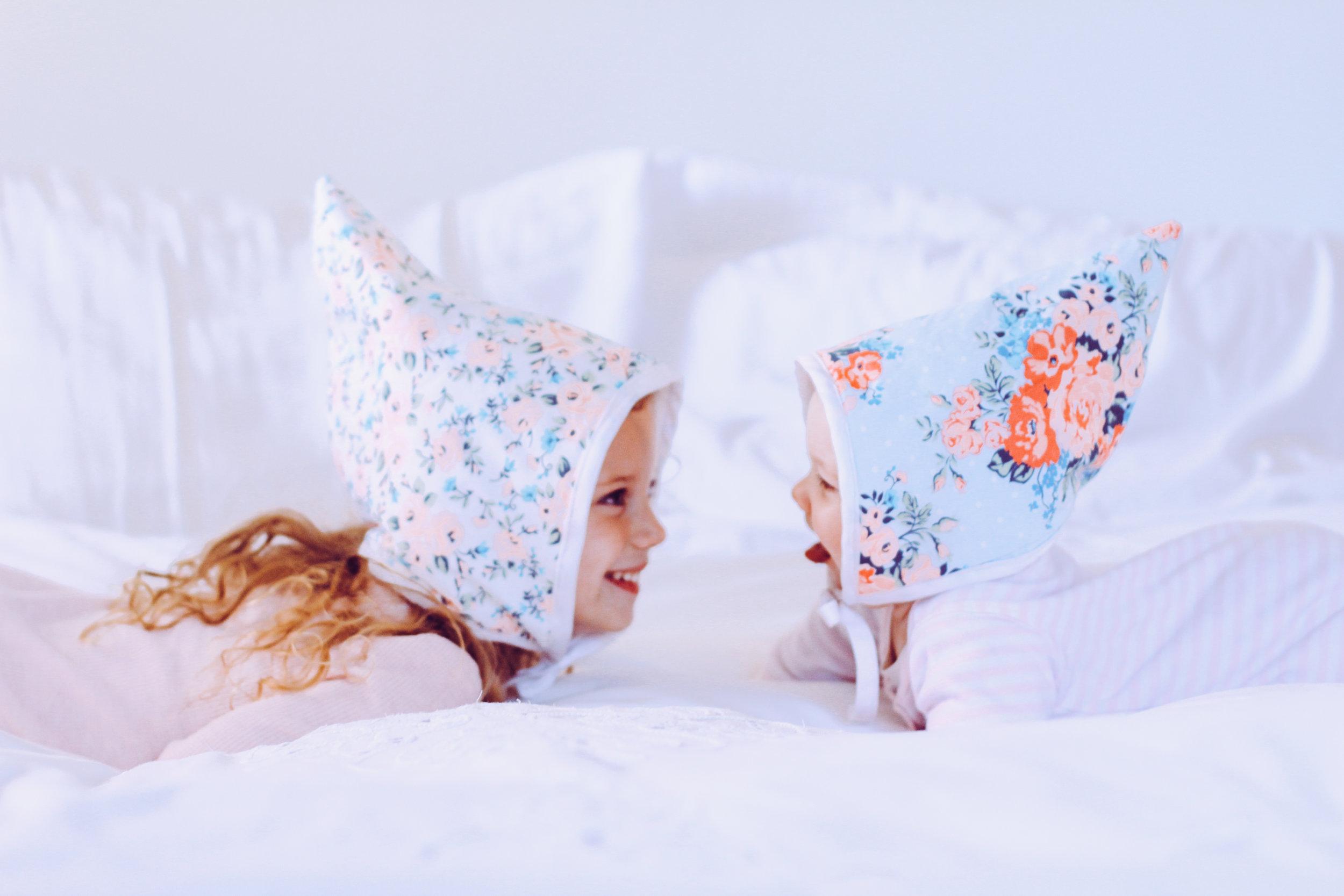 DIY Pixie Bonnet: Easiest Sewing Tutorial