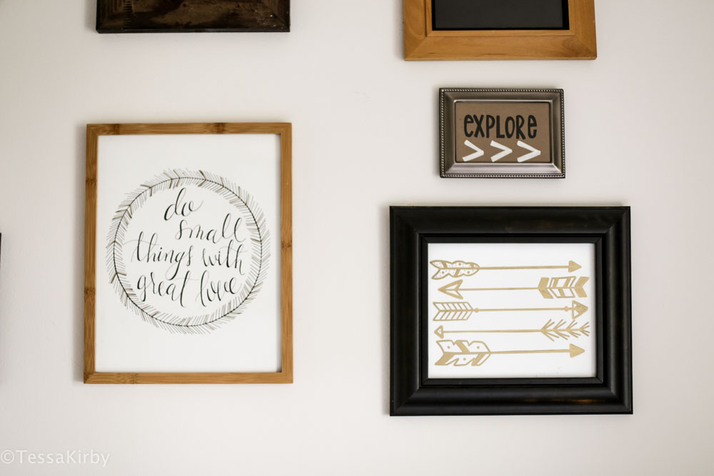 Free Home Decor Poster Printables