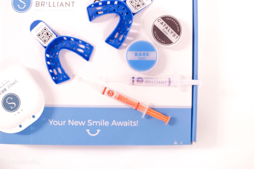 Smile Brilliant Tooth Whitening Kit