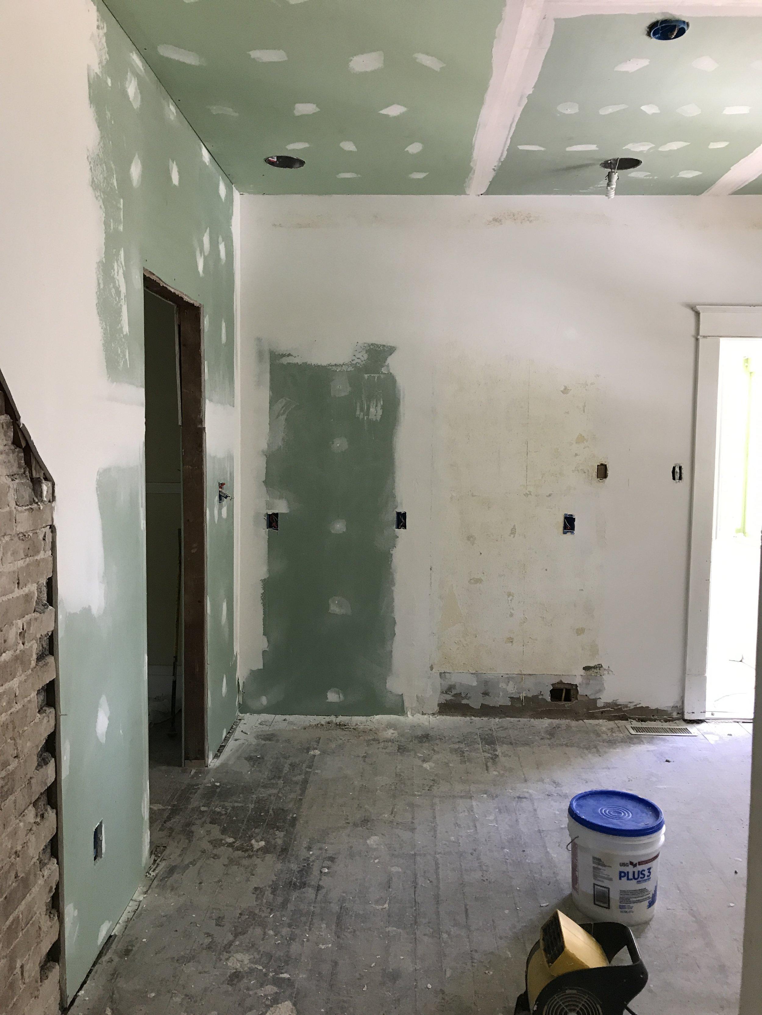 Flip House Update: We're Making Progress