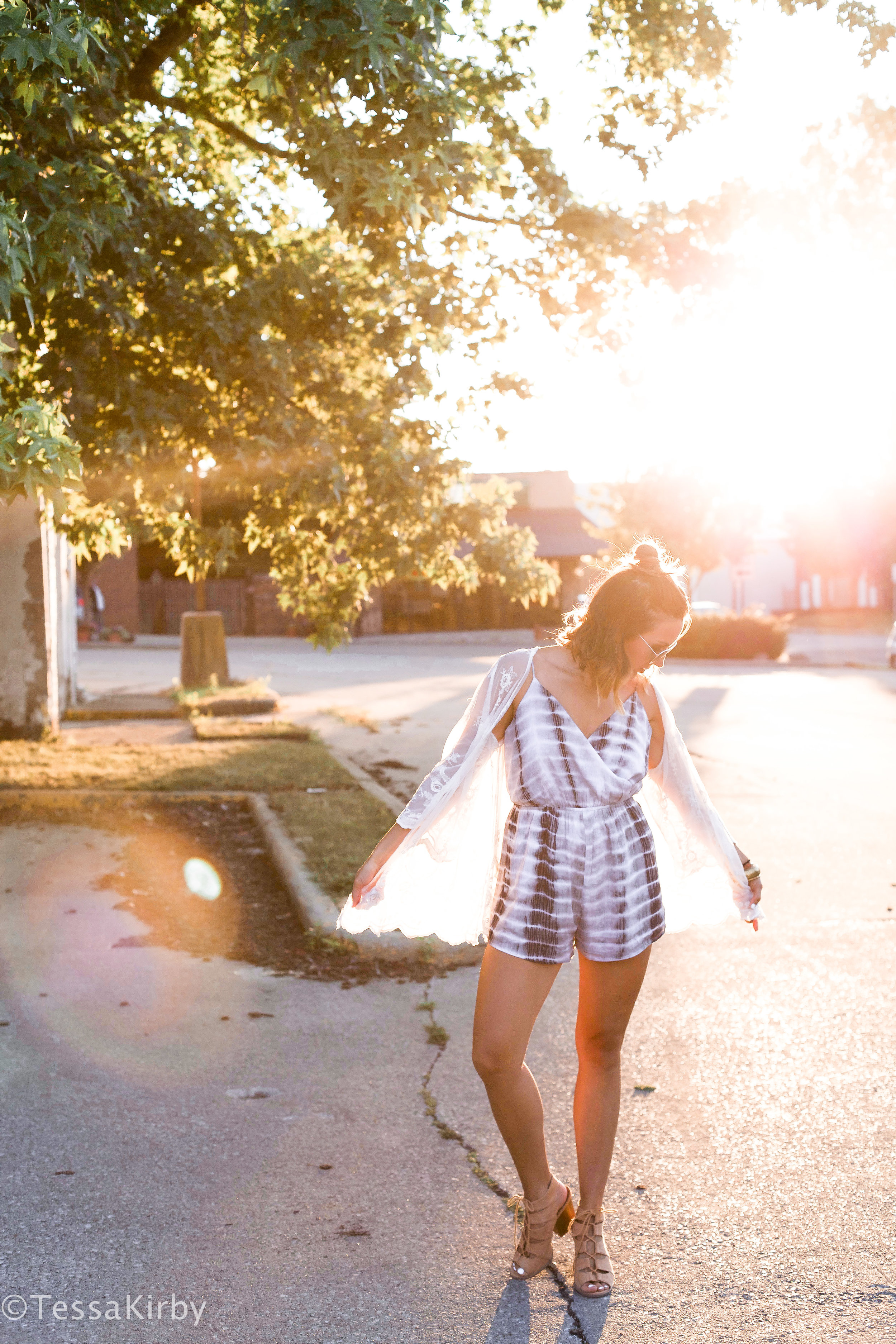 The Perfect Summer Romper -