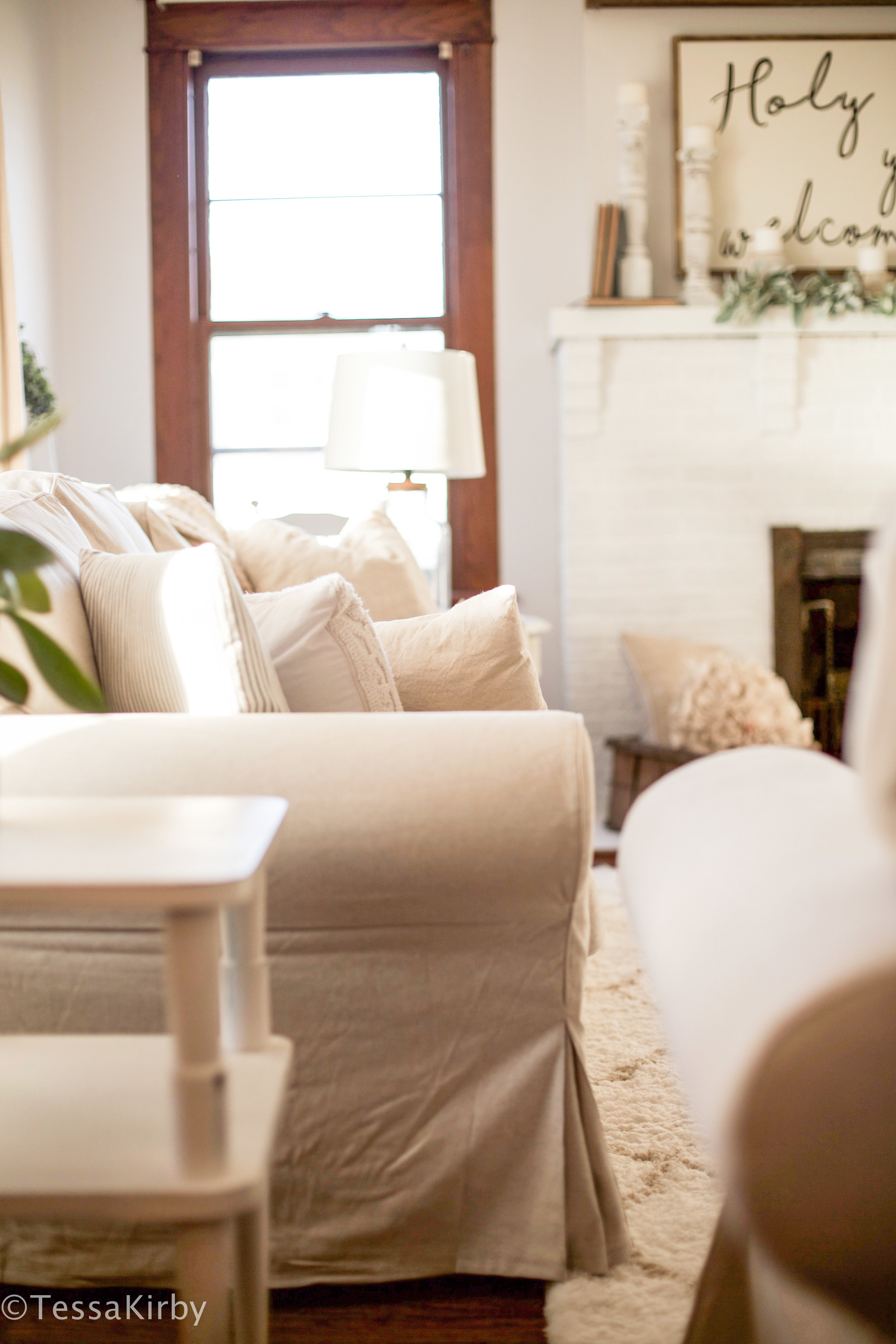 Farmhouse Living Room Reveal