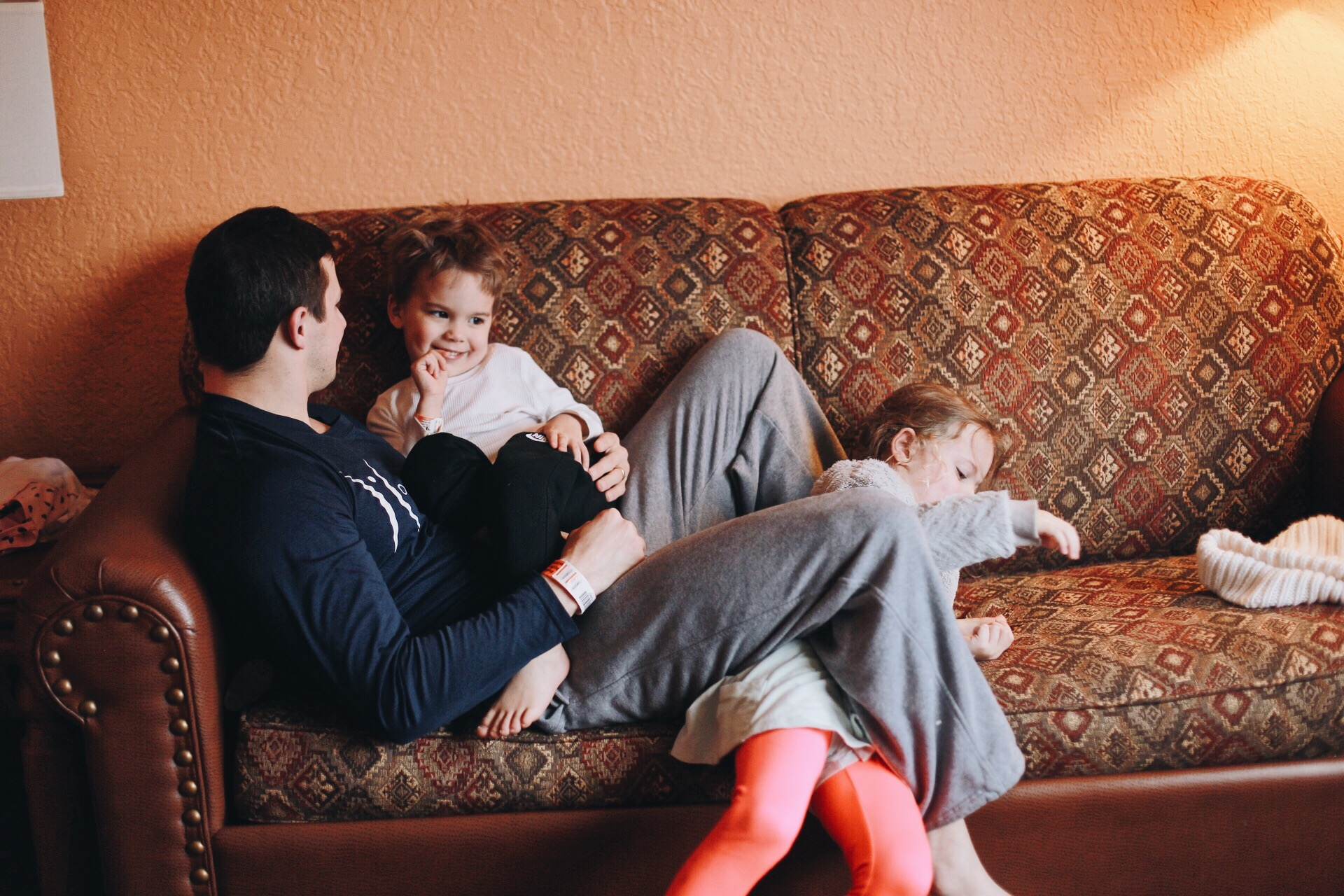 Wisconsin Dells Family Vacation
