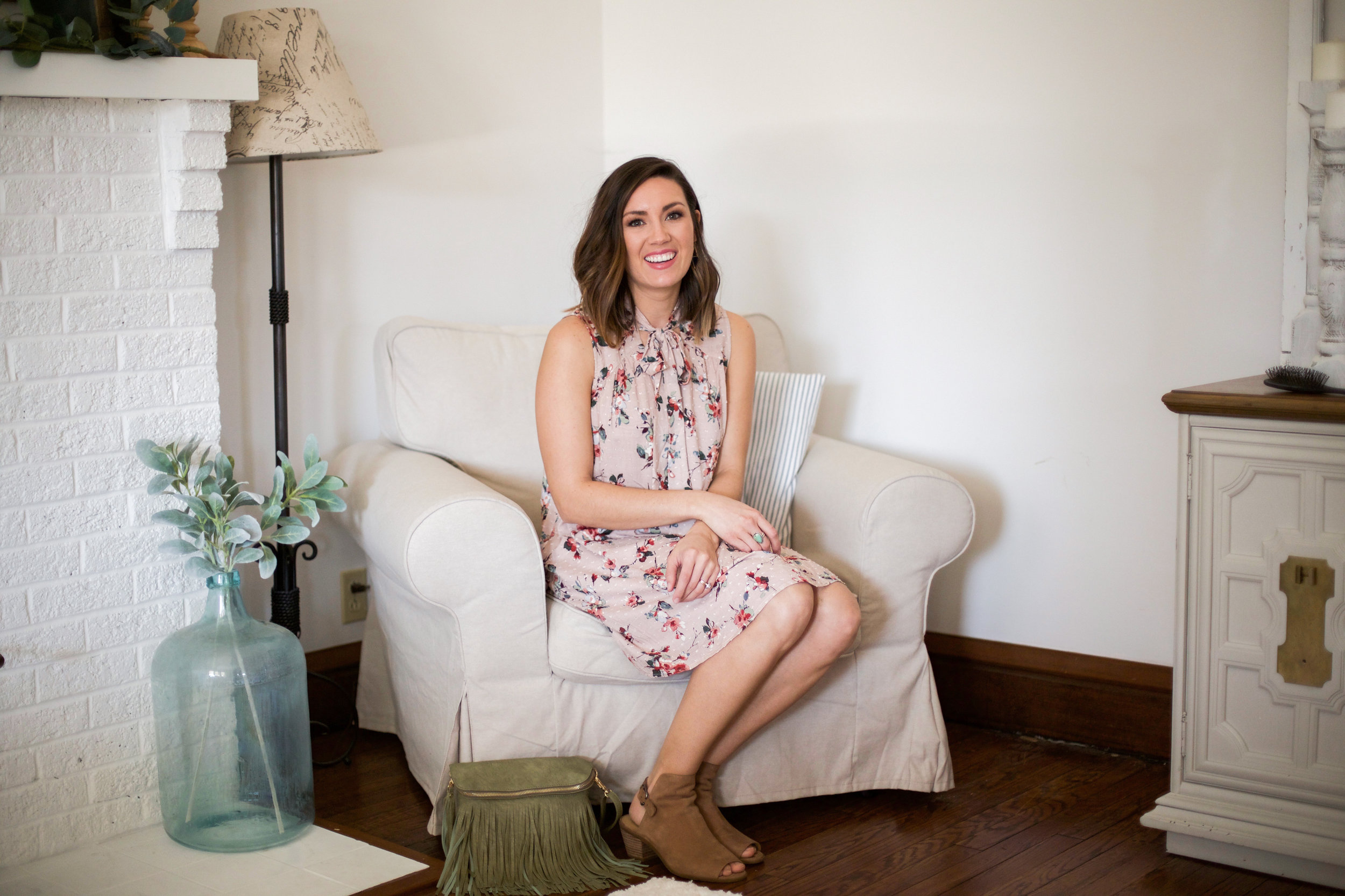 Easter Day Fashion with Prairie Gardens