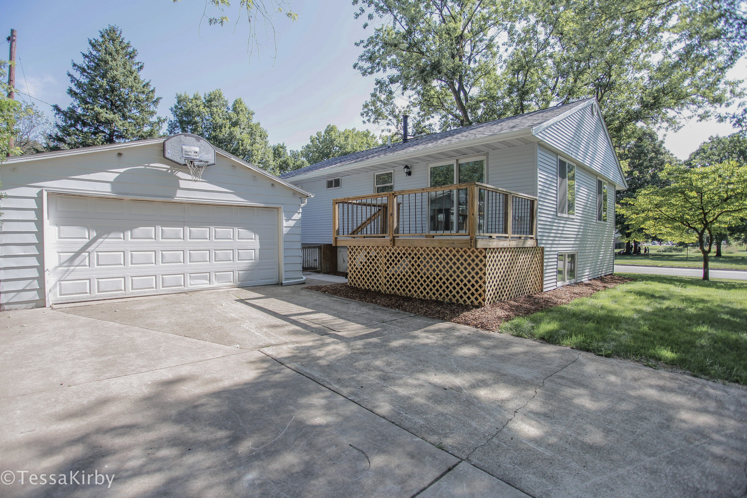 Our Little Blue Flip House Revealed