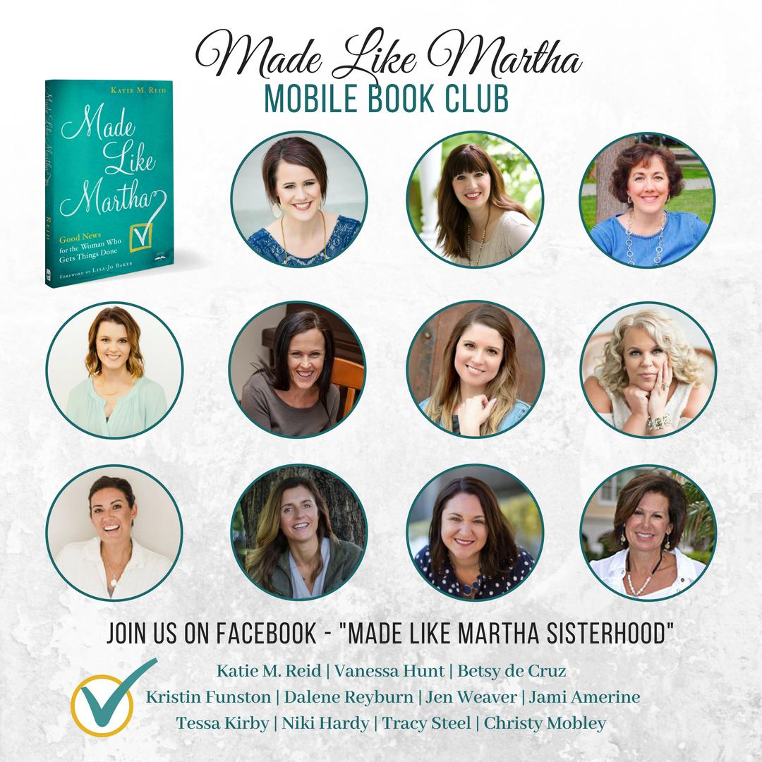 Striving To Thrive: Made Like Martha