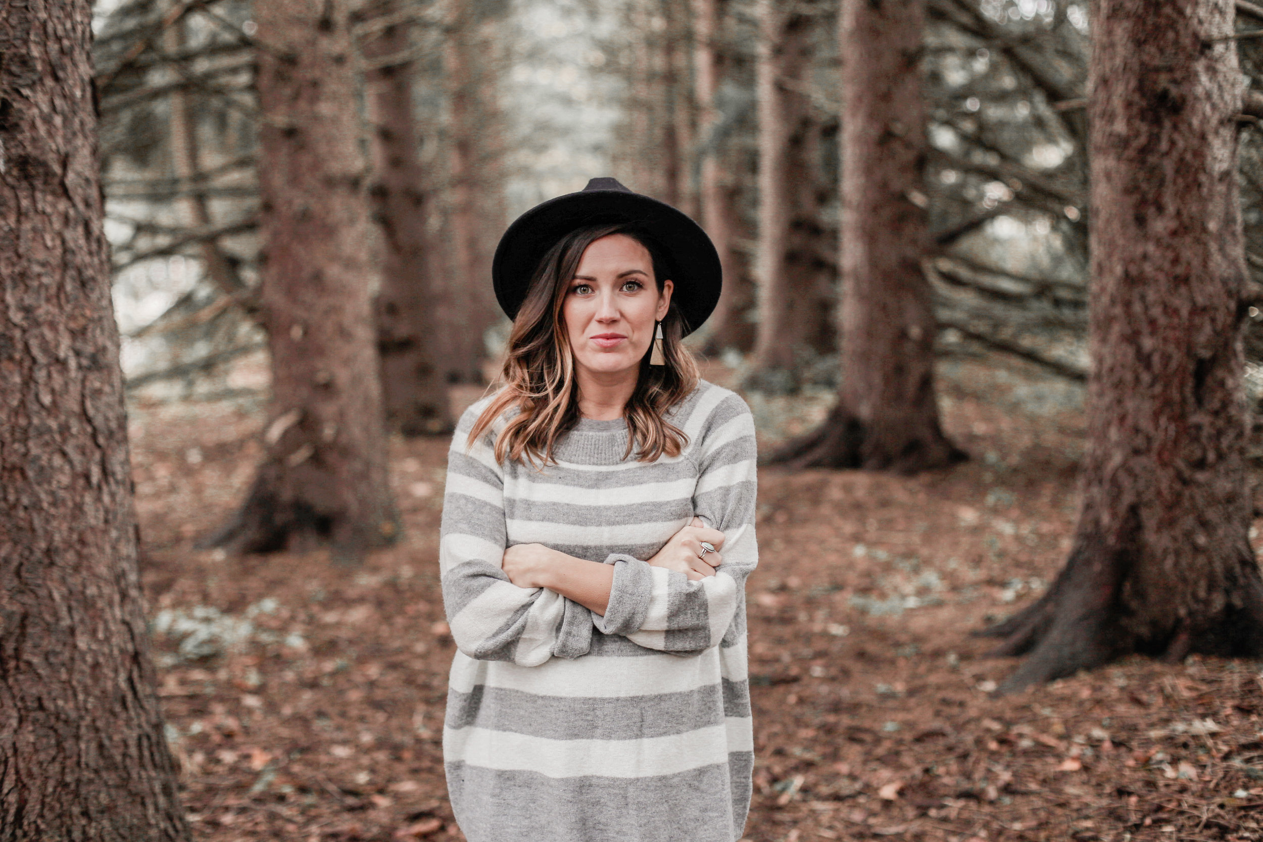 COZY STRIPES - OUTFIT #3