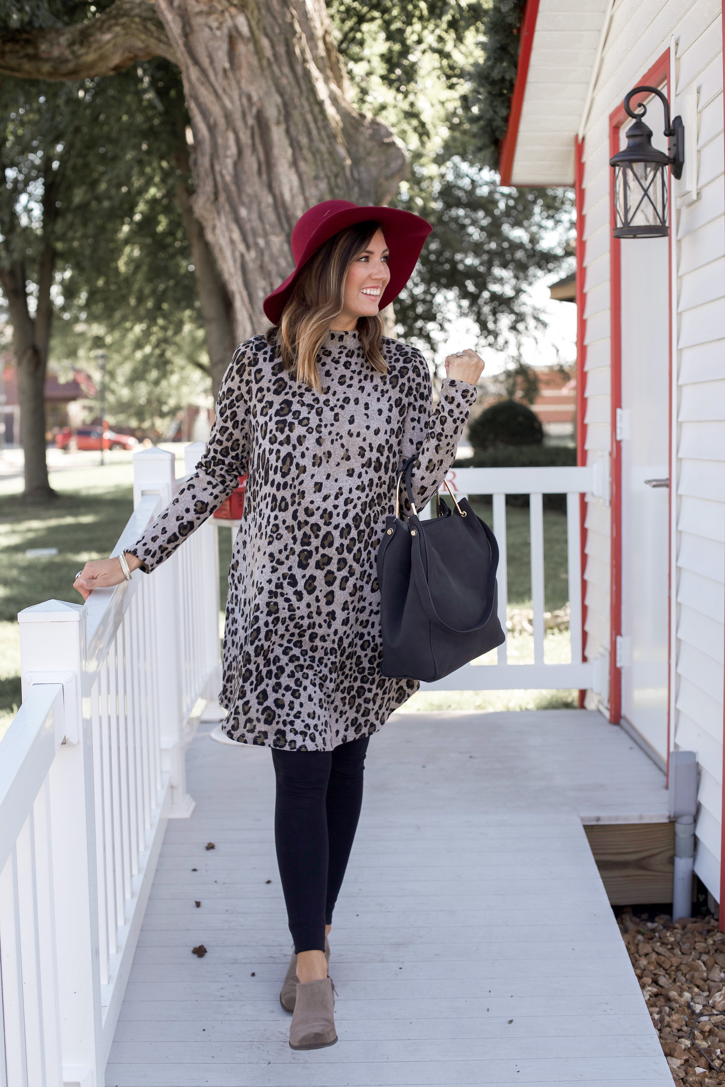 How To Accessorize The Bump
