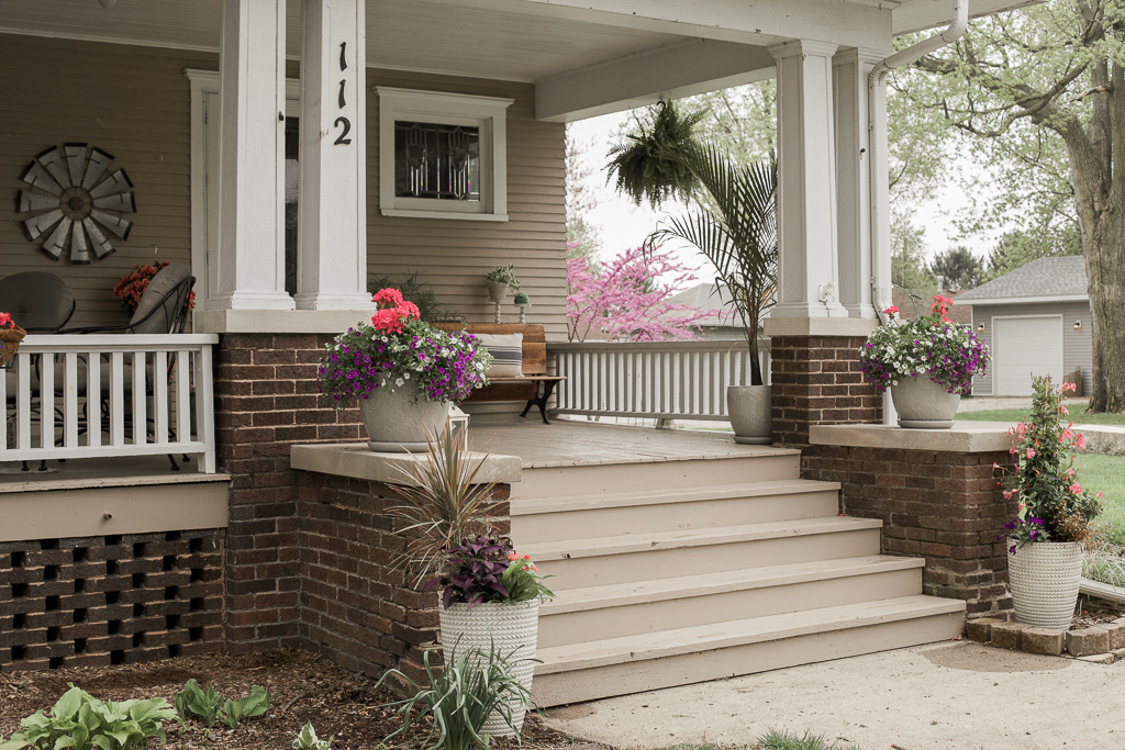 Porch Decorating Tips & Tricks