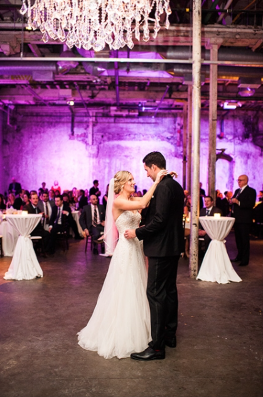 Kate Connor Wedding Distillery District The Fermenting Cellar Nikko Photography Blush Band Live Entertainment