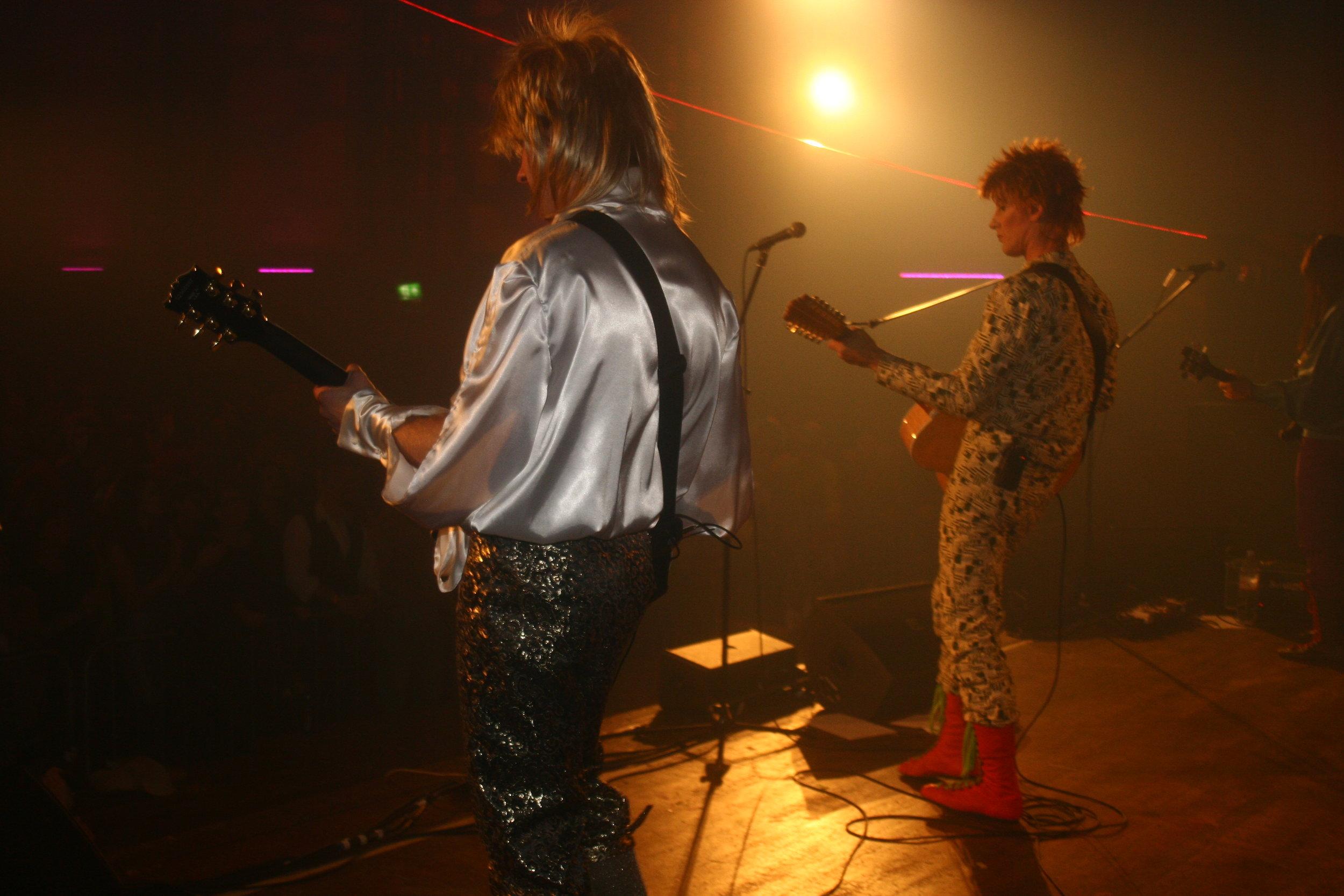 24. David Live Crouch End. F.Gray.JPG