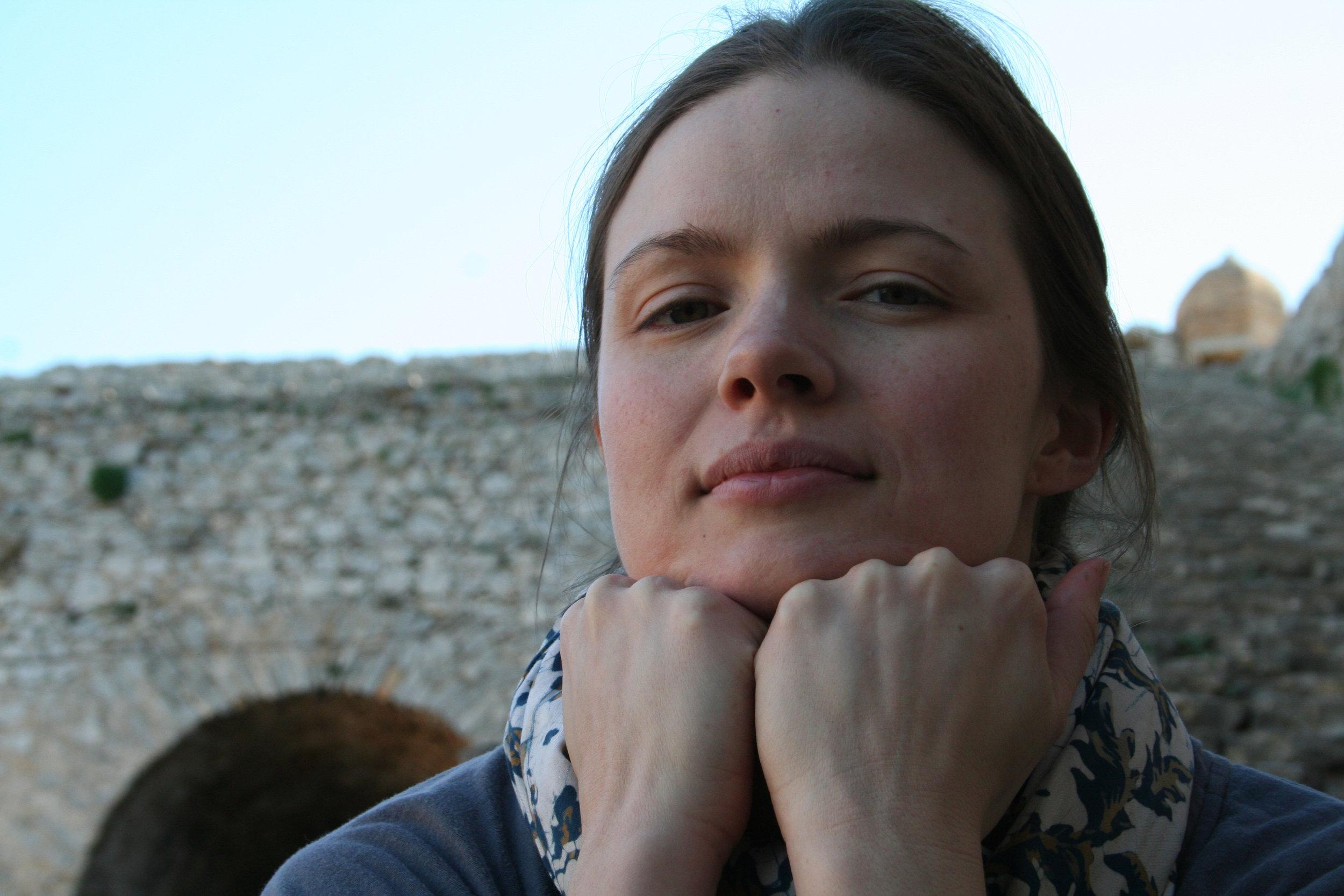Jenica Halula photo by Wes Halula