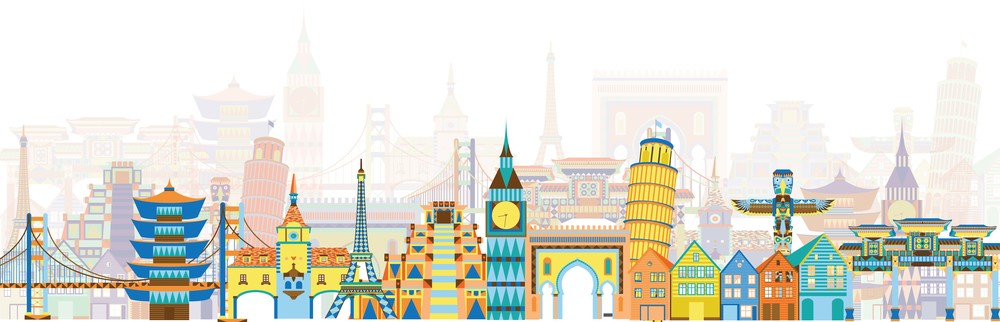 Landmark Structures