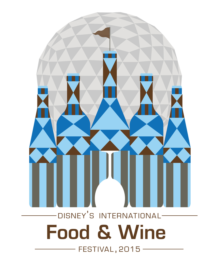 Disney's International Food & Wine Festival - For this year's edition of the International Food and Wine Festival, I created world landmarks in the style of the famous Disney ride It's A Small World. When attending the festival, guests will receive a passport where they can track all their food and drink options as they eat and drink around the world. I created accessories of each country that attach to the Disney magic band bracelet to promote the event. There are hidden mickeys designed throughout all the pieces, see if you can spot them all.