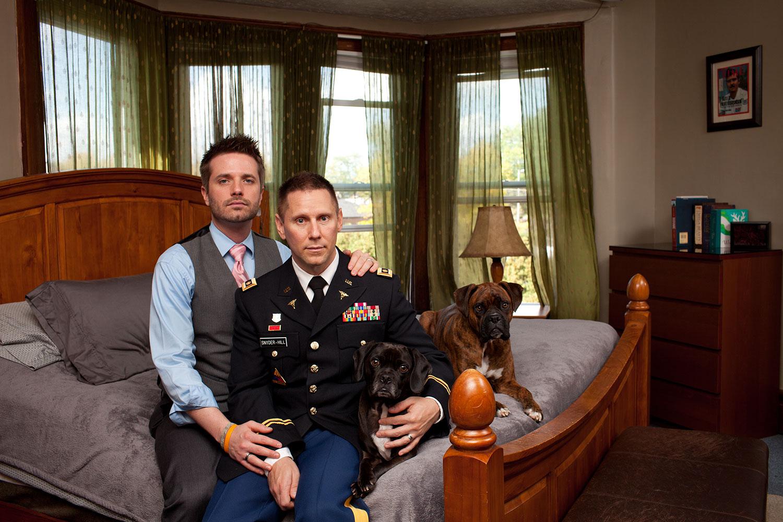 Photo: Tatjana Plitt,  Gay Warriors
