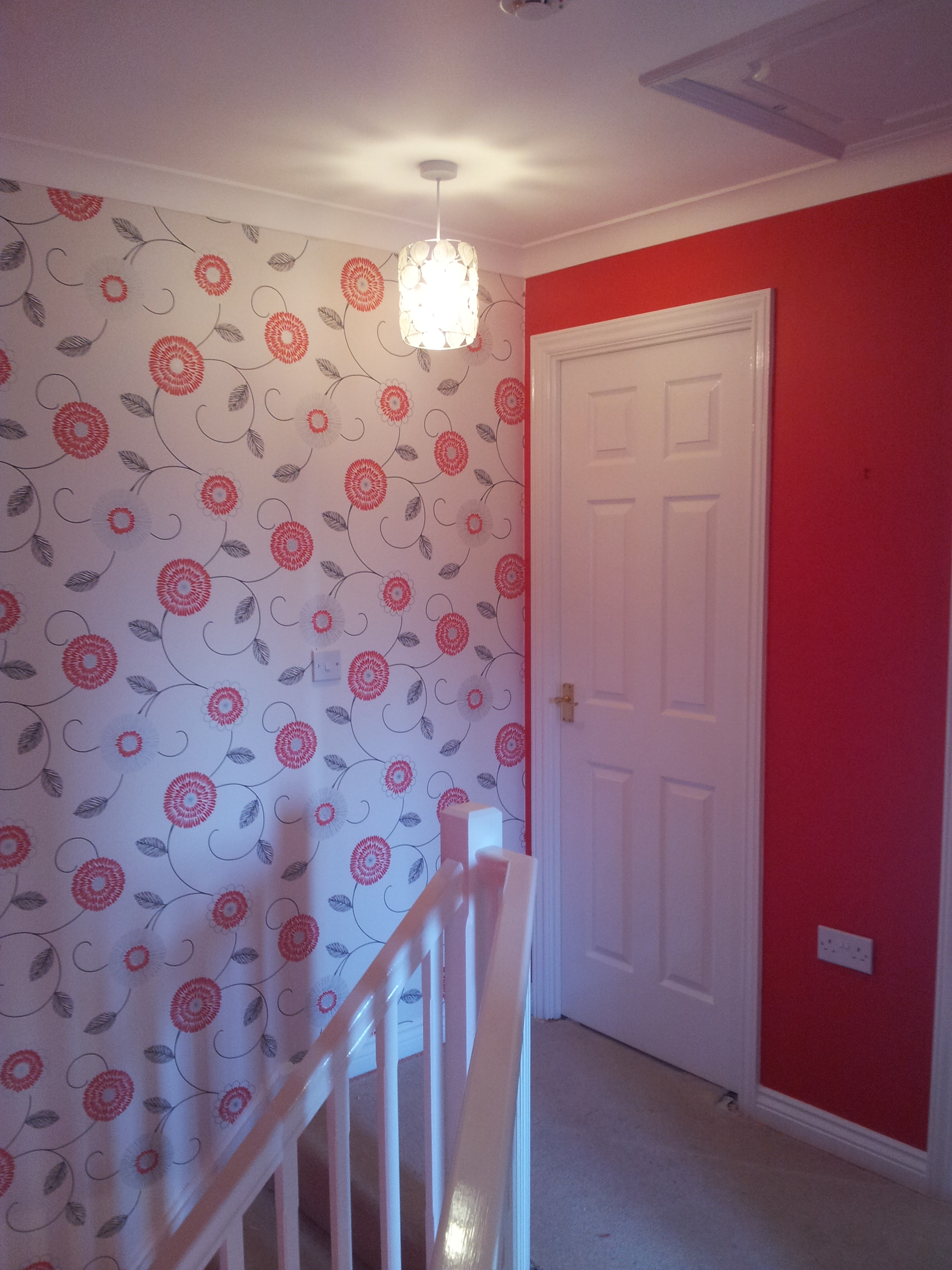 painting and wallpapering completed in Swindon, Wiltshire