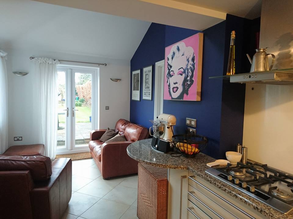 Kitchen painting in Swindon, Wiltshire
