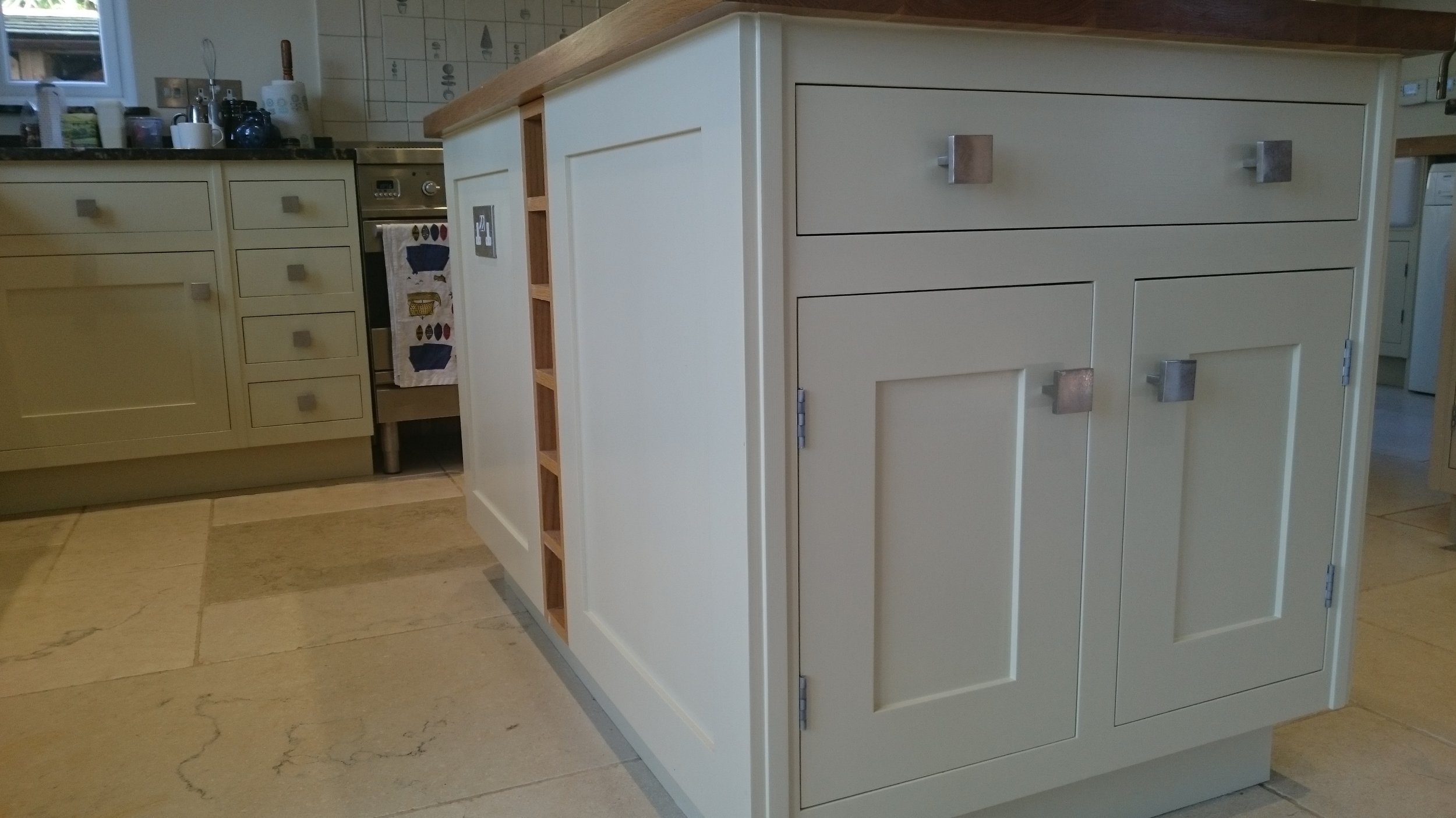 Full Kitchen painting and decorating, including Cupboards in Alton Barnes, Wiltshire