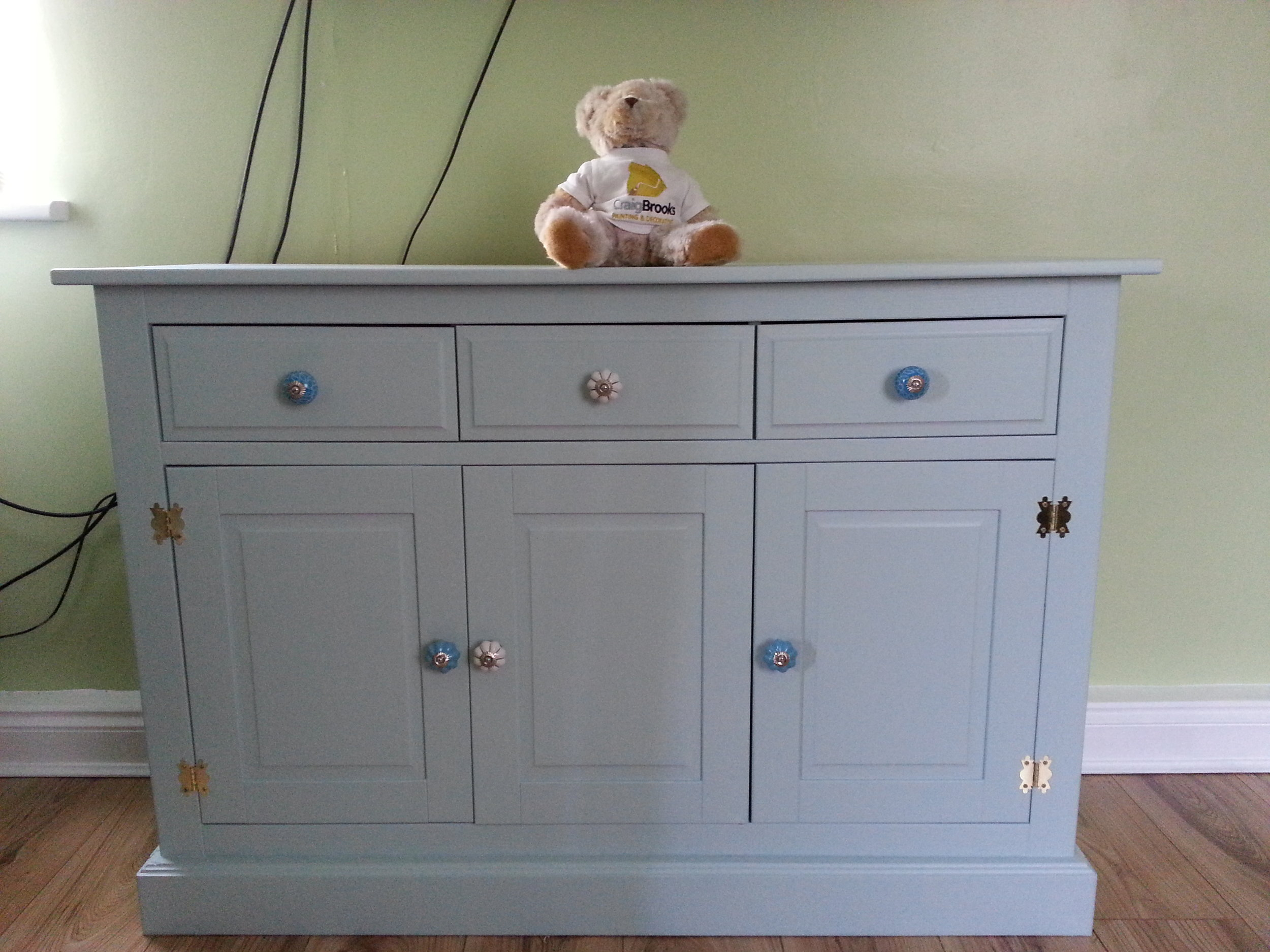 furniture painting in Swindon, Wiltshire