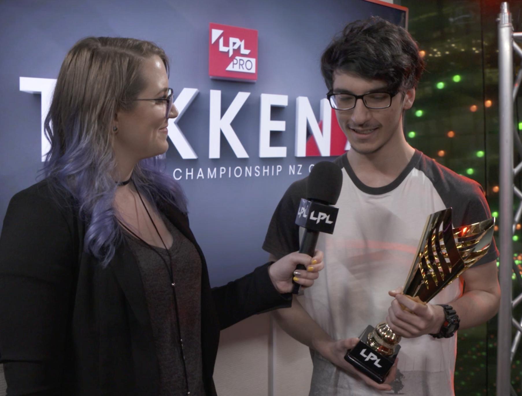 Tekken7-Interview